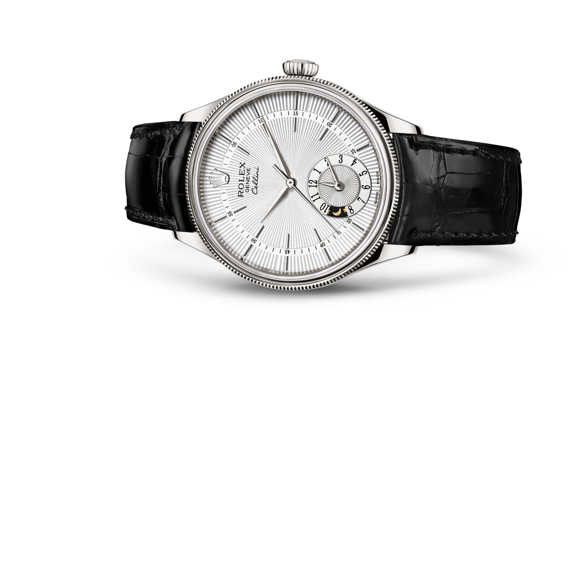 Rolex チェリーニ<br>デュアルタイム M50529-0006