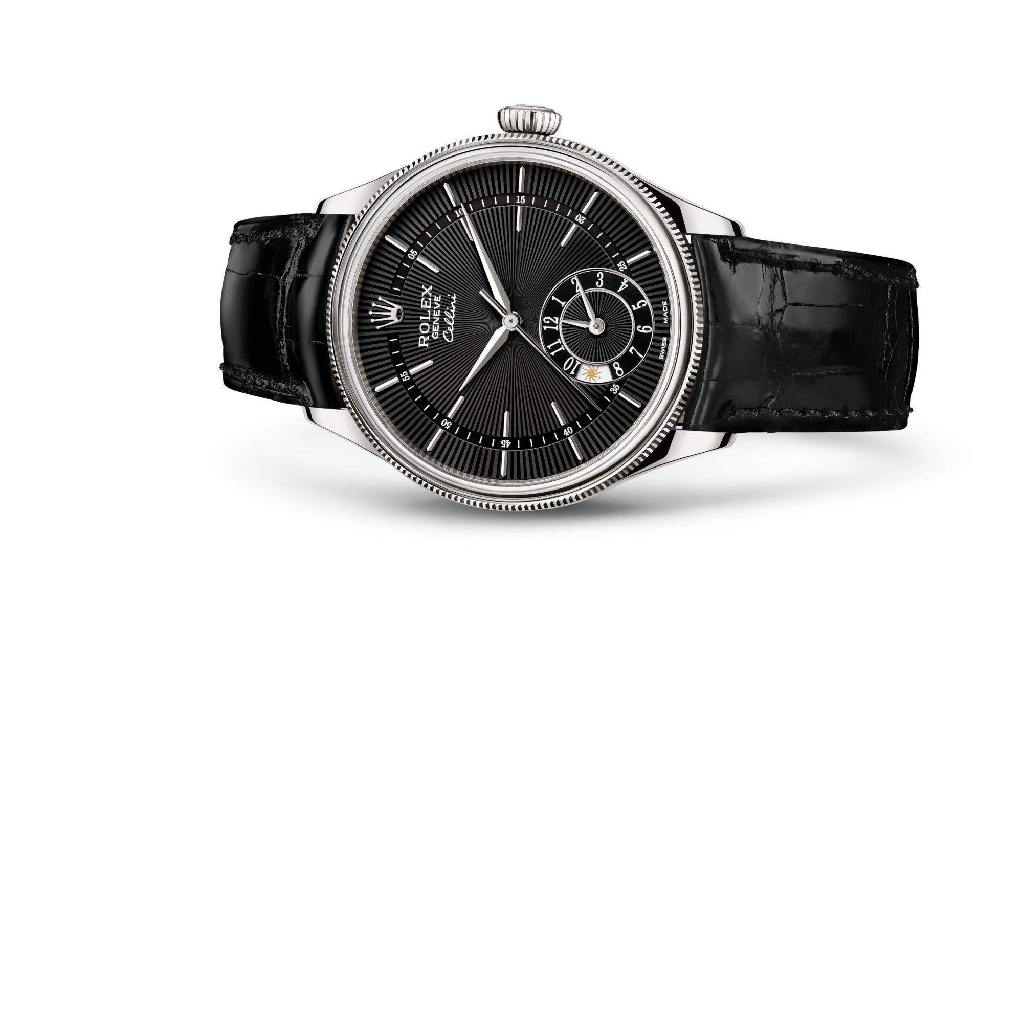 Rolex チェリーニ<br>デュアルタイム M50529-0007