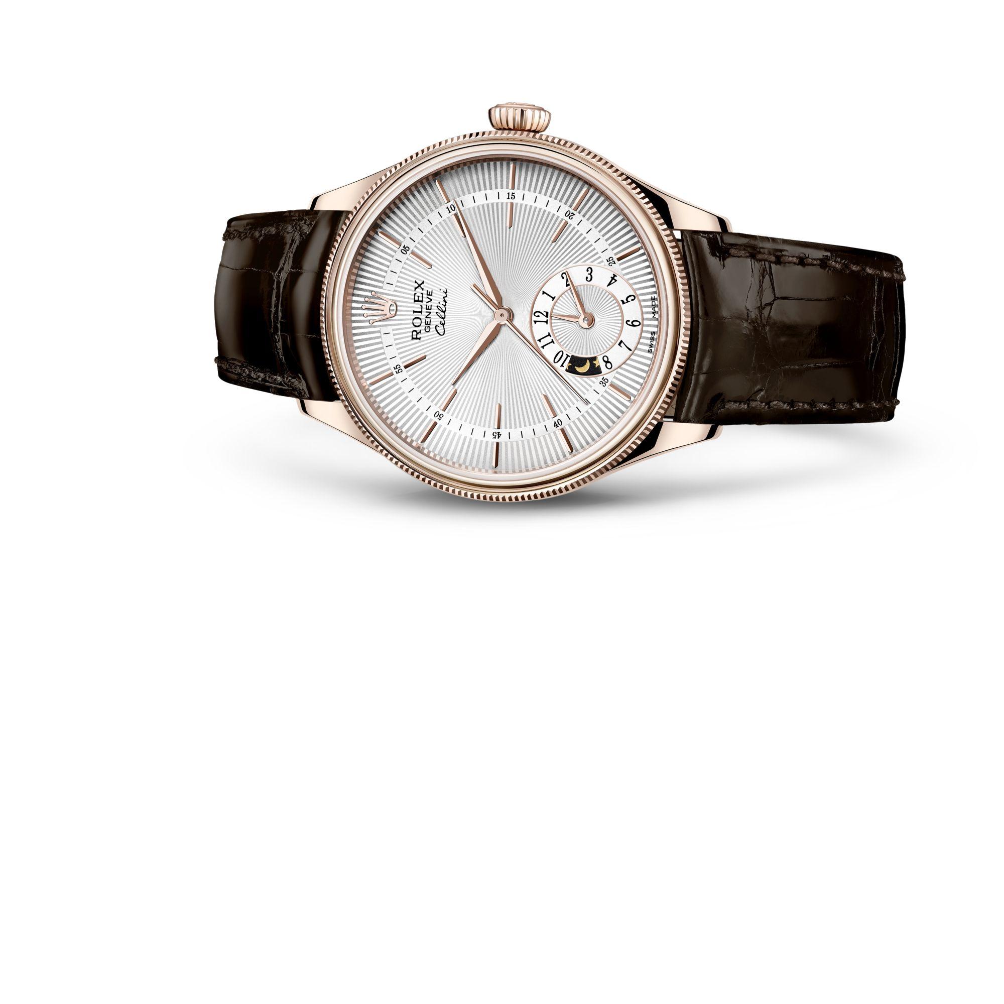 Rolex Cellini Dual Time M50525-0008
