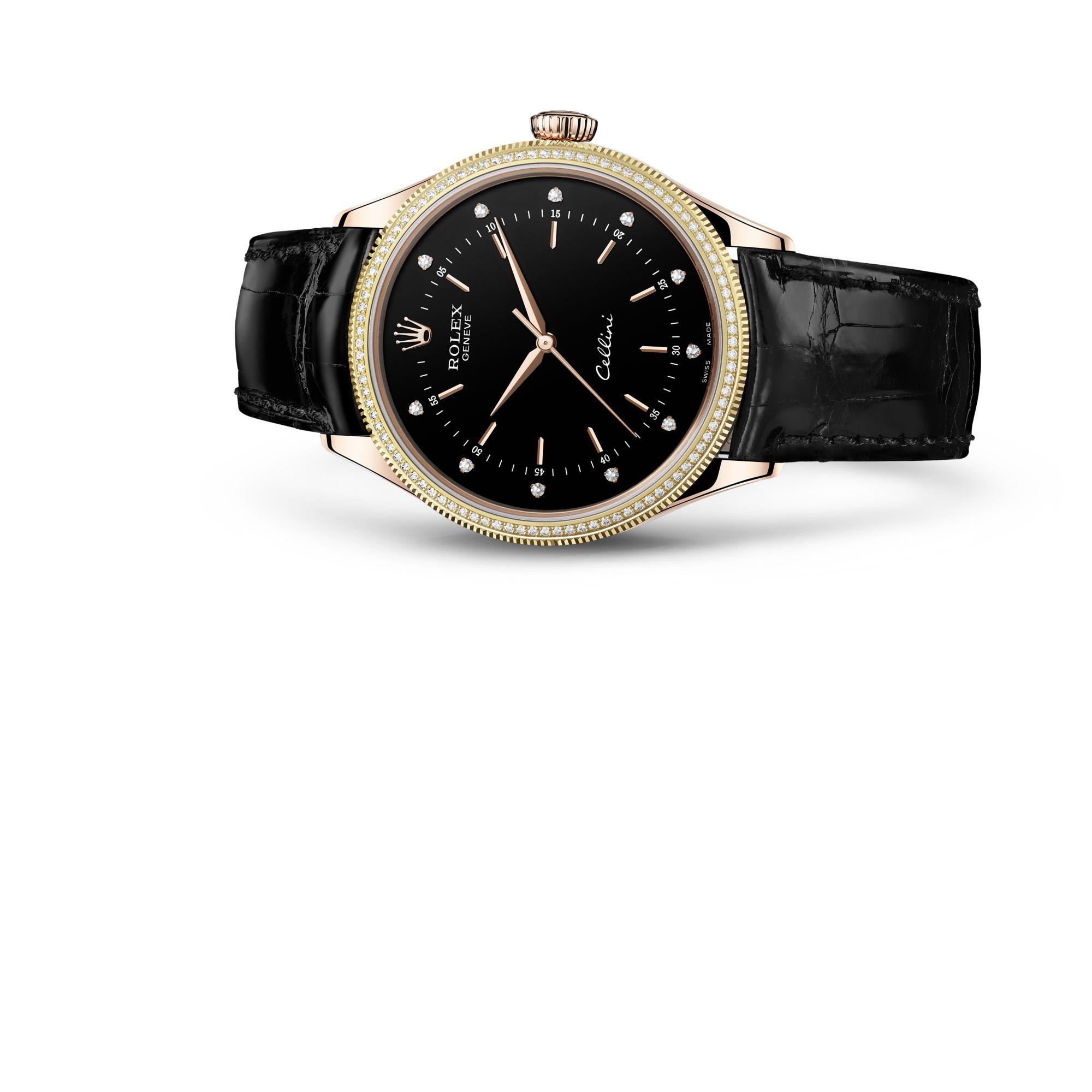Rolex Cellini Time M50605RBR-0014