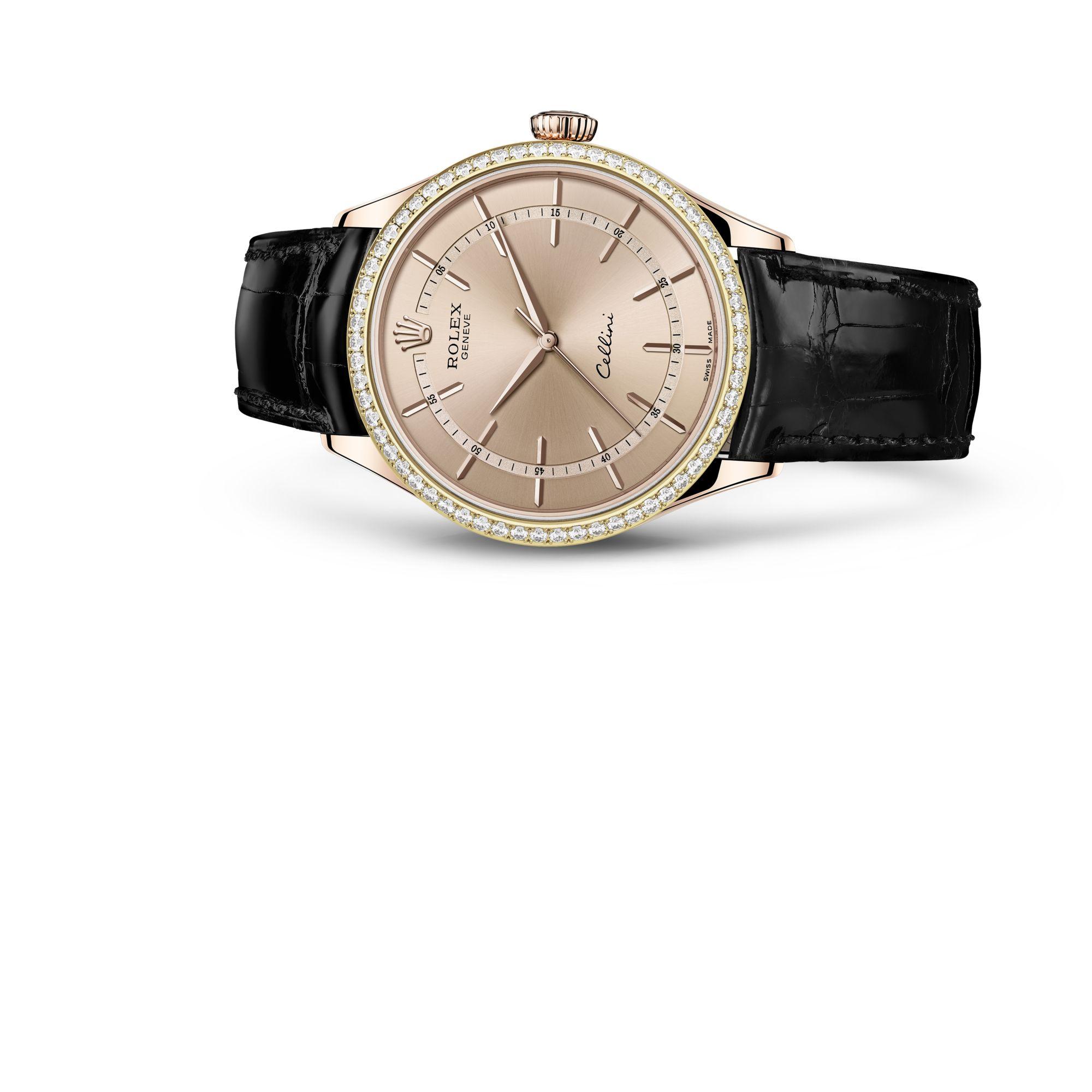 Rolex Cellini Time M50705RBR-0010