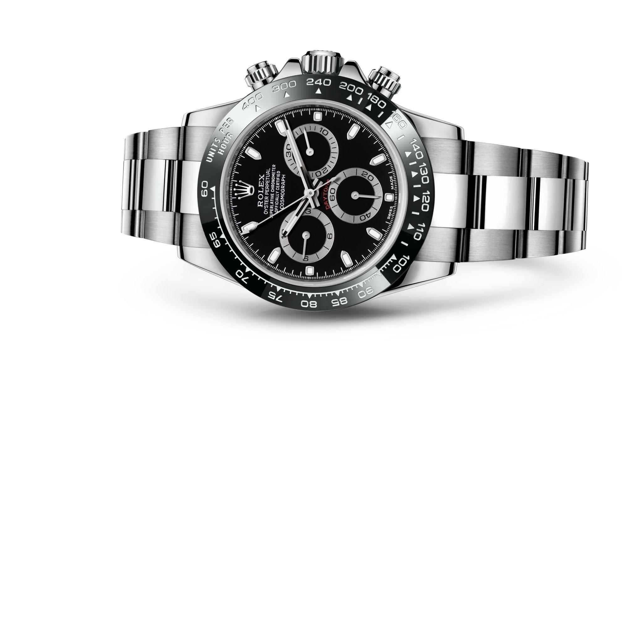 Rolex 宇宙计型迪通拿 M116500LN-0002