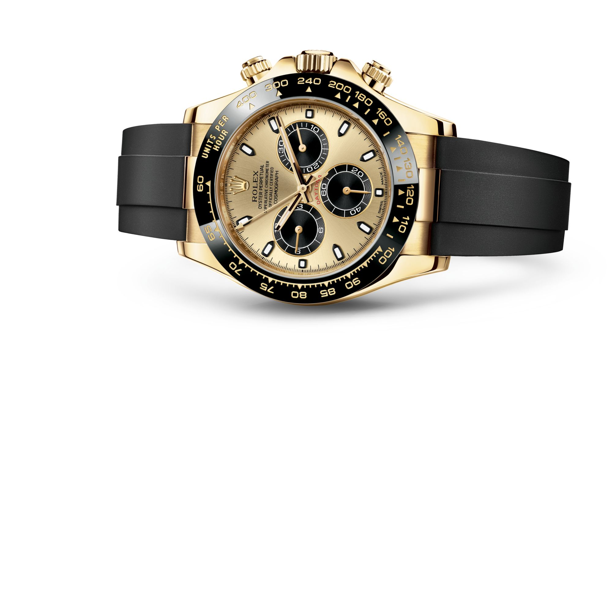 Rolex Cosmograph Daytona M116518LN-0040