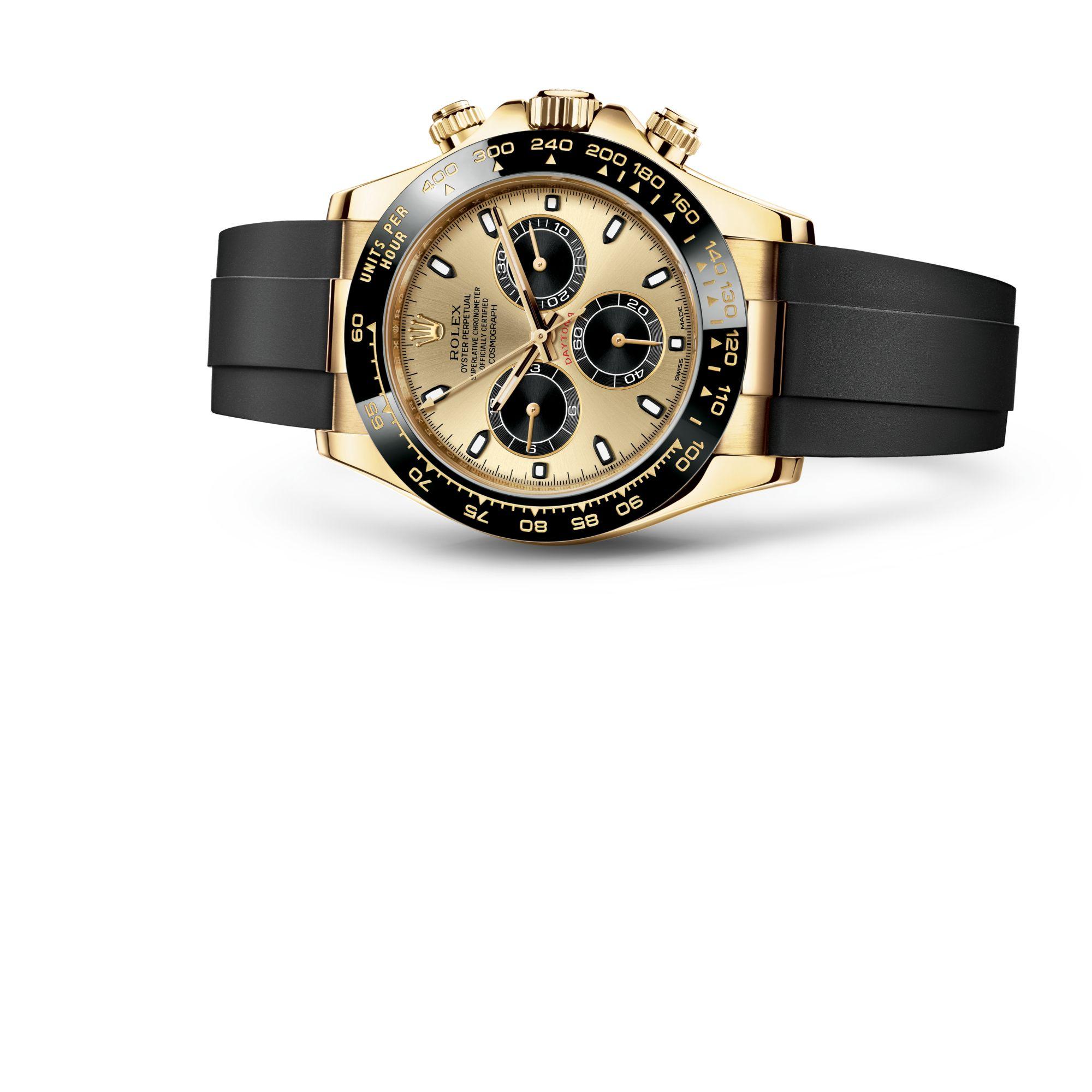 Rolex 宇宙计型迪通拿 M116518LN-0040