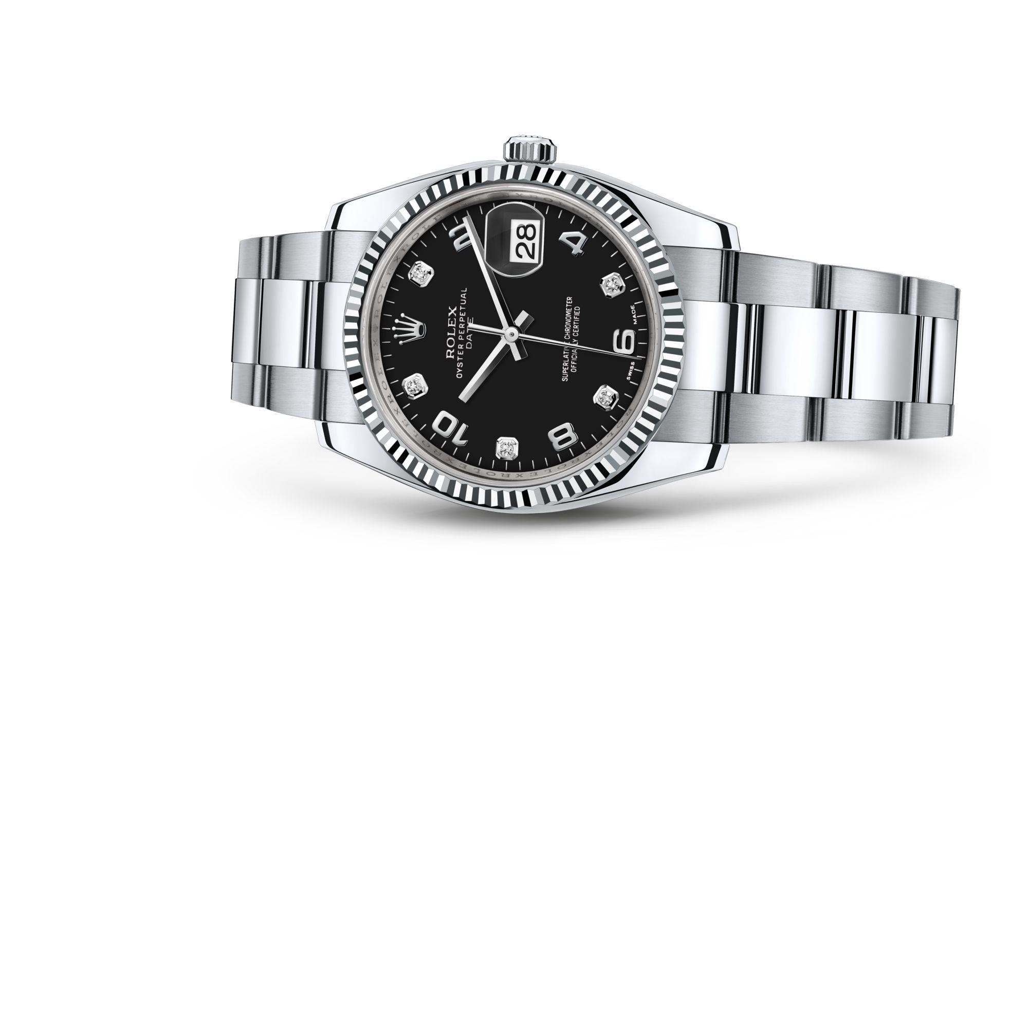 Rolex Date 34 M115234-0011