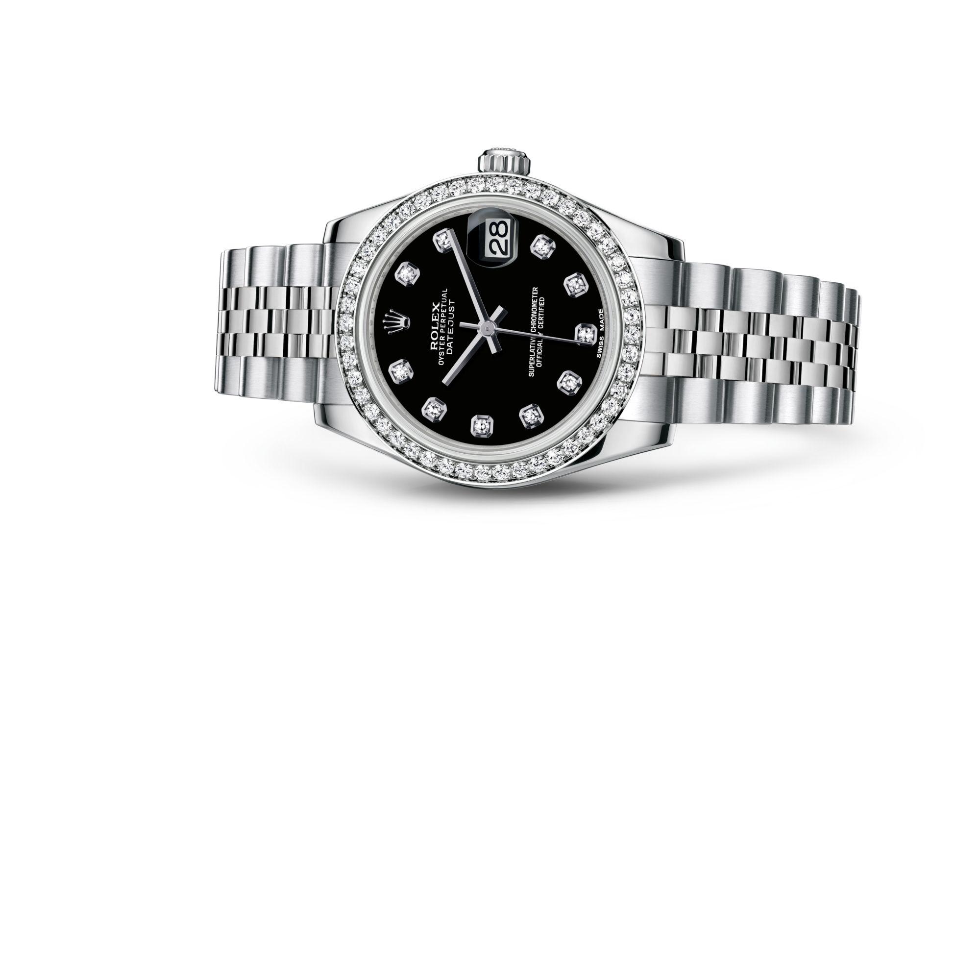 Rolex Datejust 31 M178384-0052