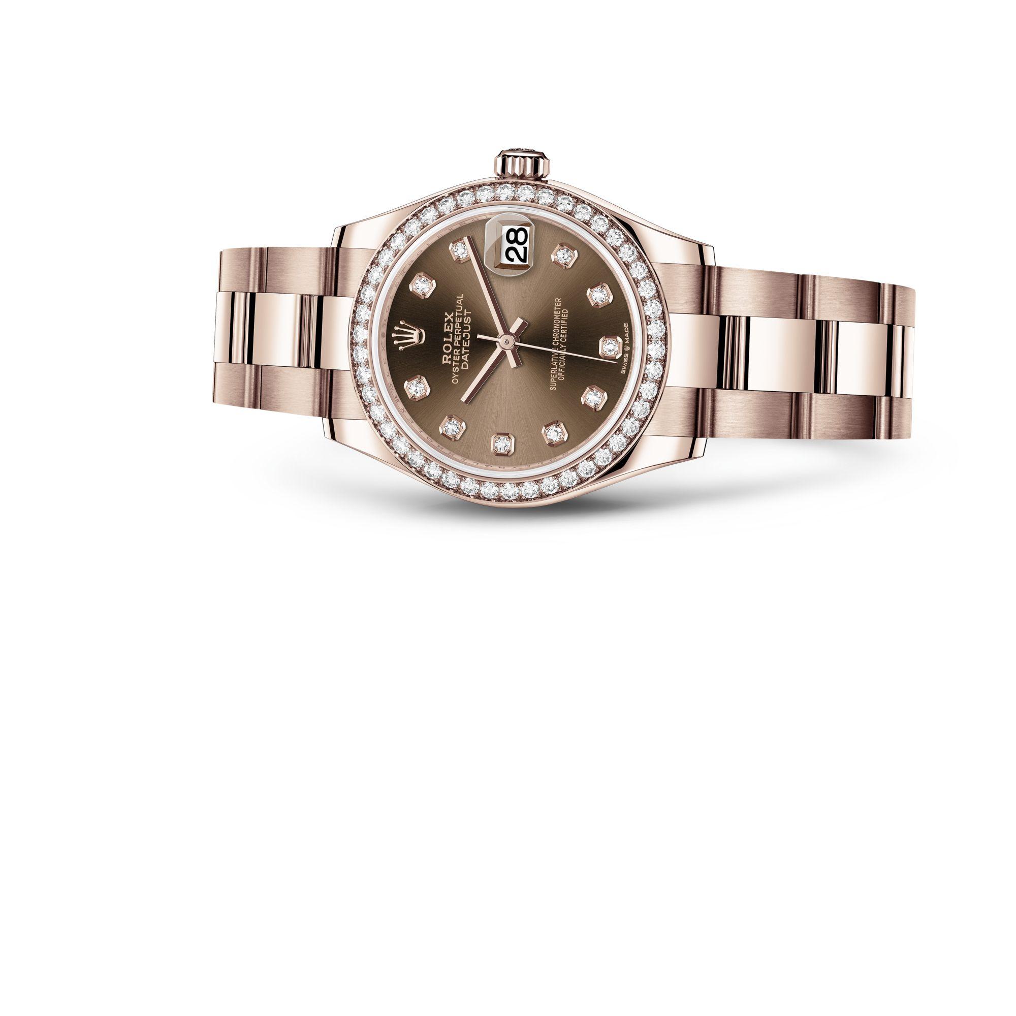 Rolex Datejust 31 M278285RBR-0012