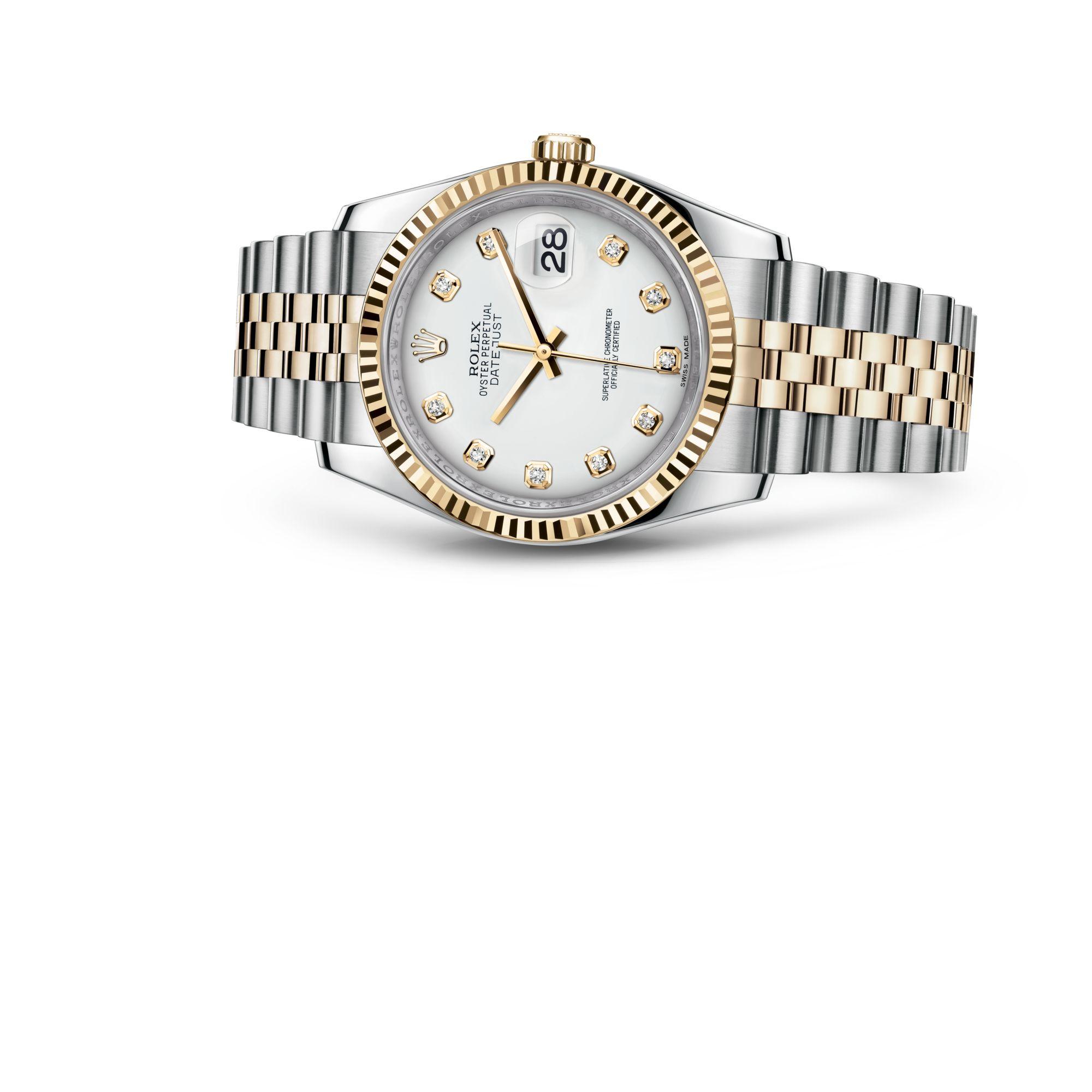 Rolex Datejust 36 M116233-0154