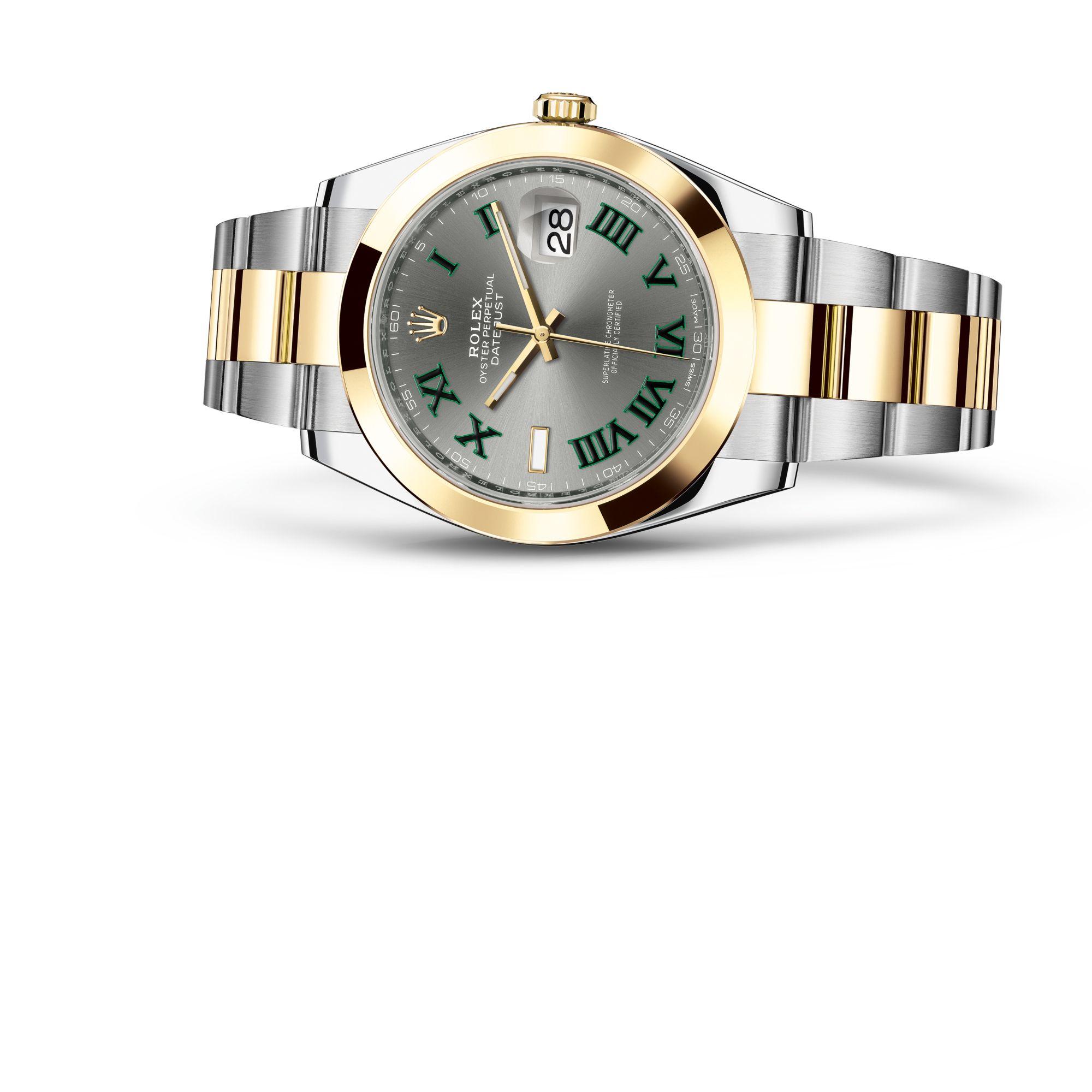 Rolex デイトジャスト 41 M126303-0019
