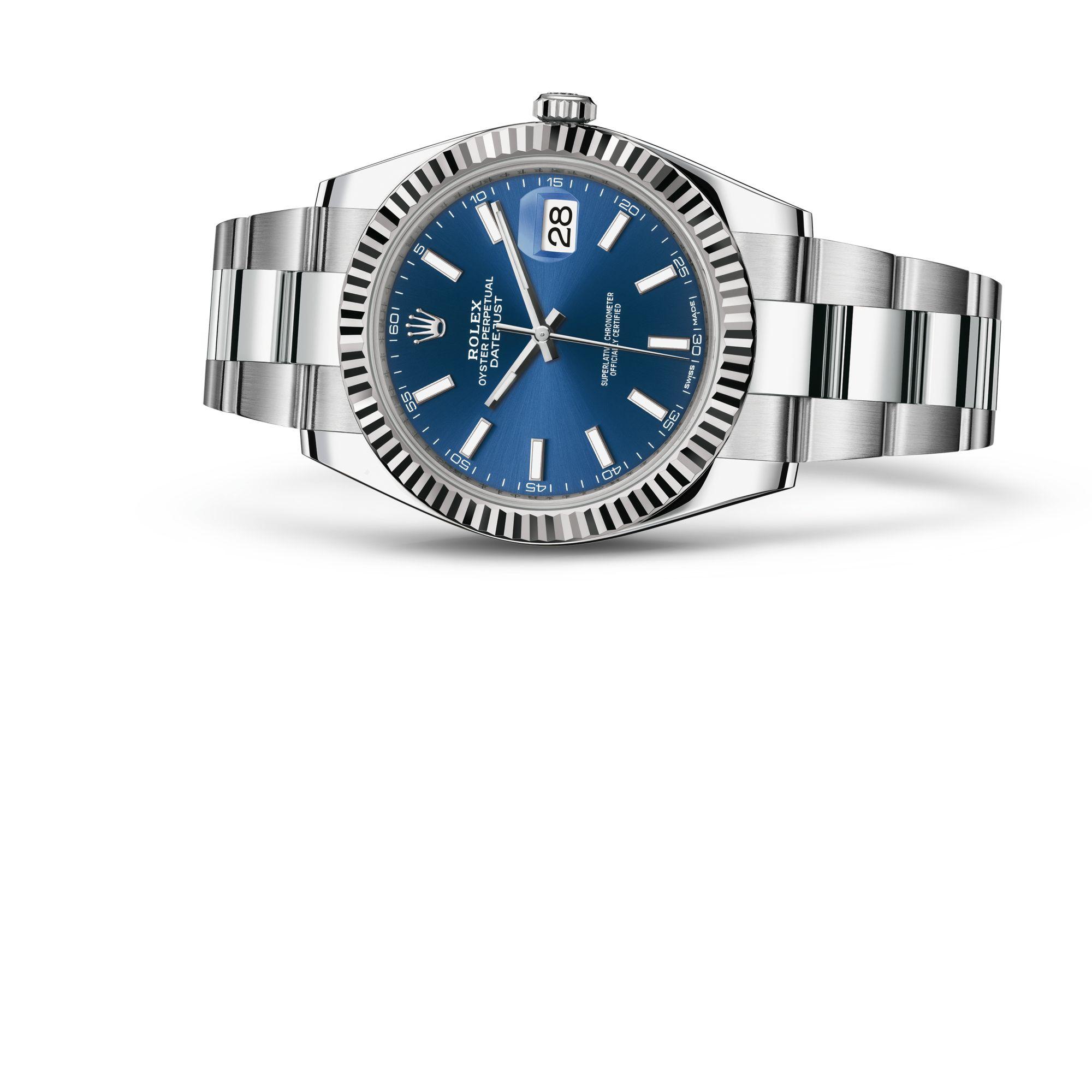 Rolex Datejust 41 M126334-0001