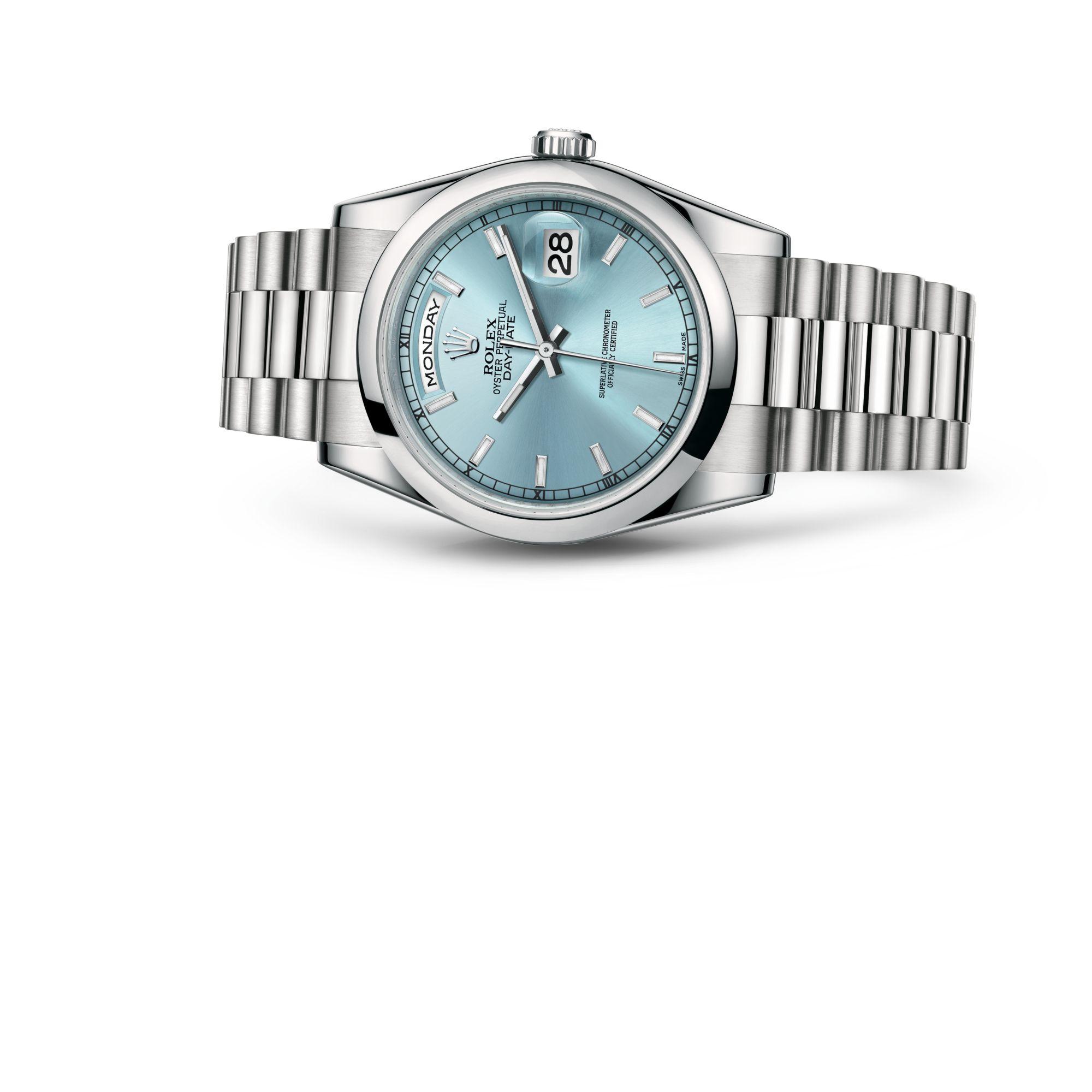 Rolex Day-Date 36 M118206-0040