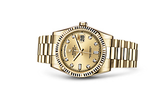 Day-Date 36 M118238-0116
