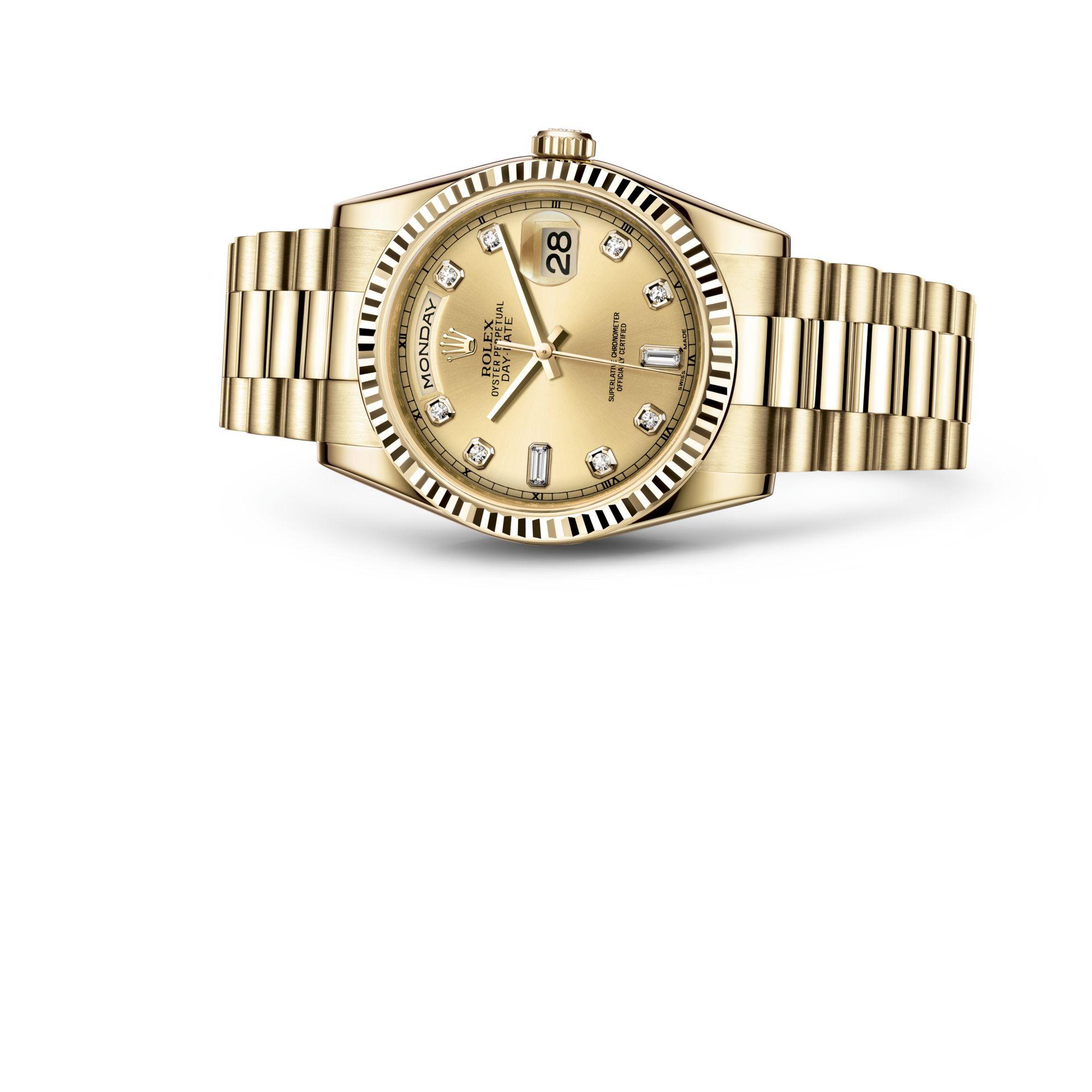 Rolex Day-Date 36 M118238-0116