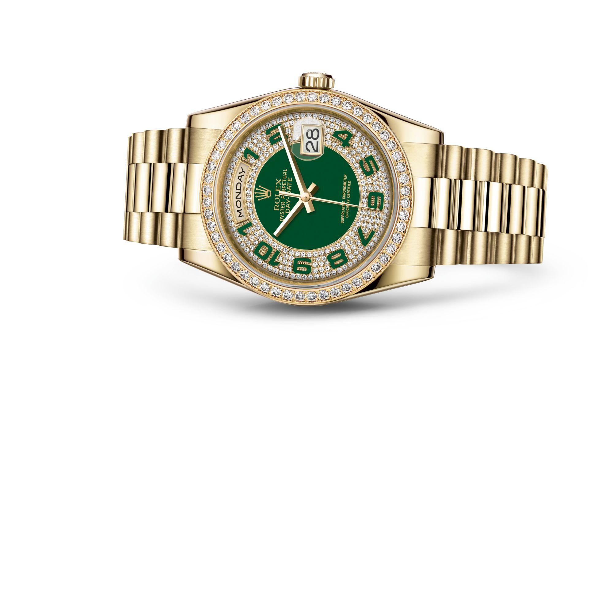Rolex Day-Date 36 M118348-0054