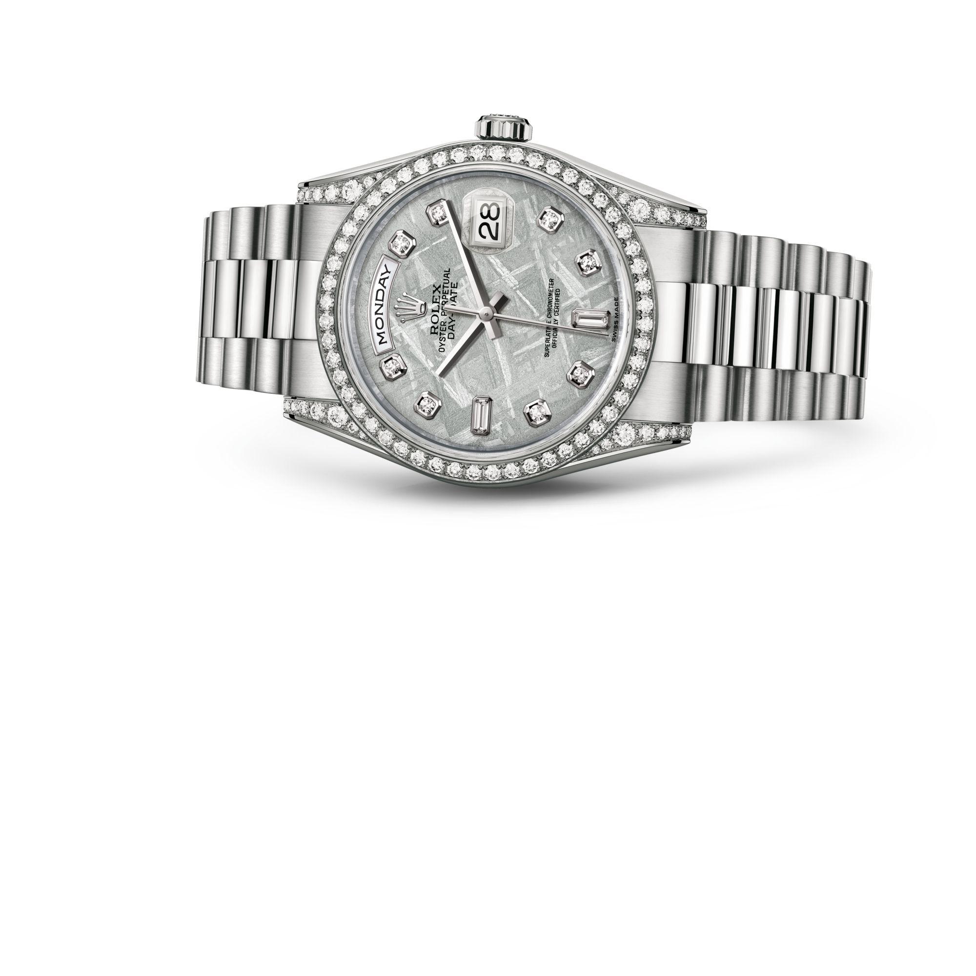 Rolex Day-Date 36 M118389-0102