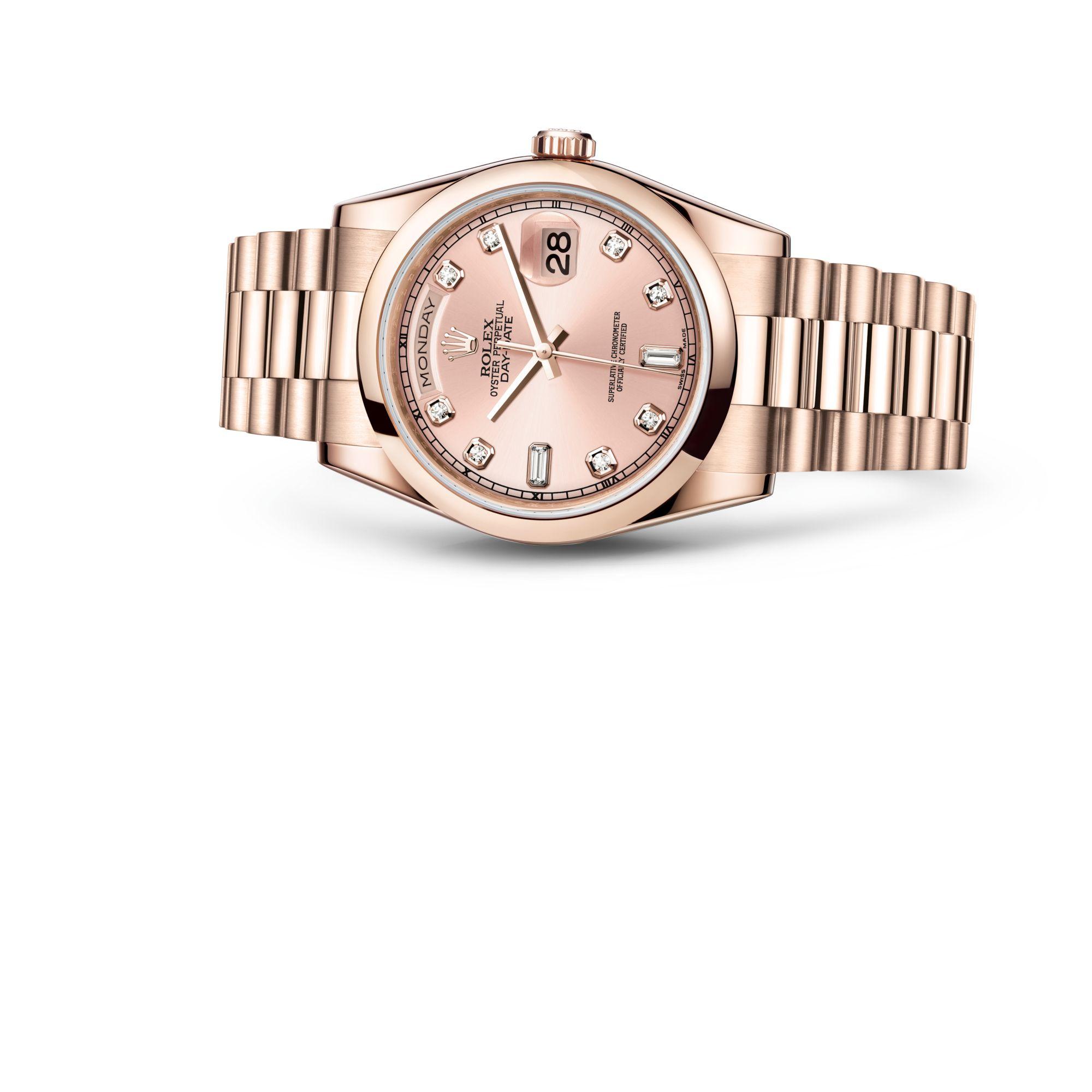 Rolex Day-Date 36 M118205F-0023