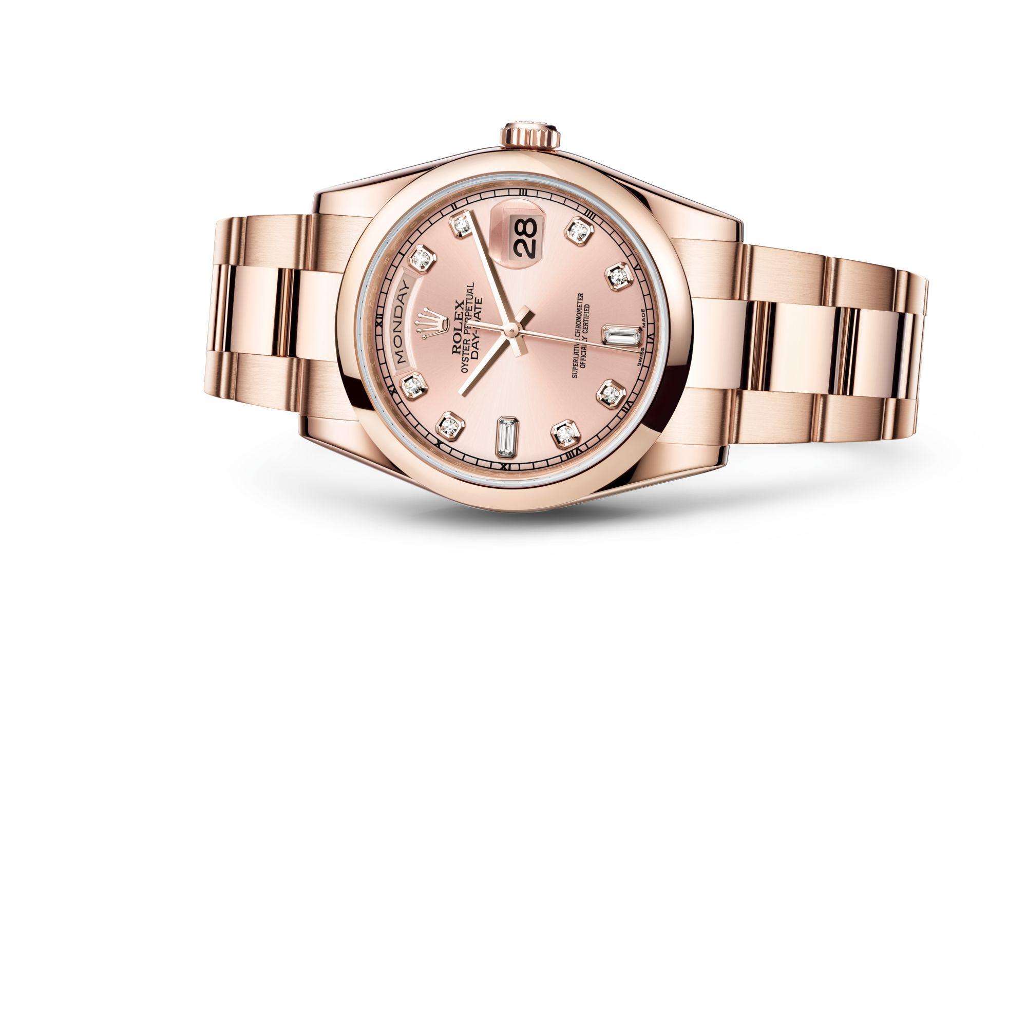 Rolex Day-Date 36 M118205F-0061