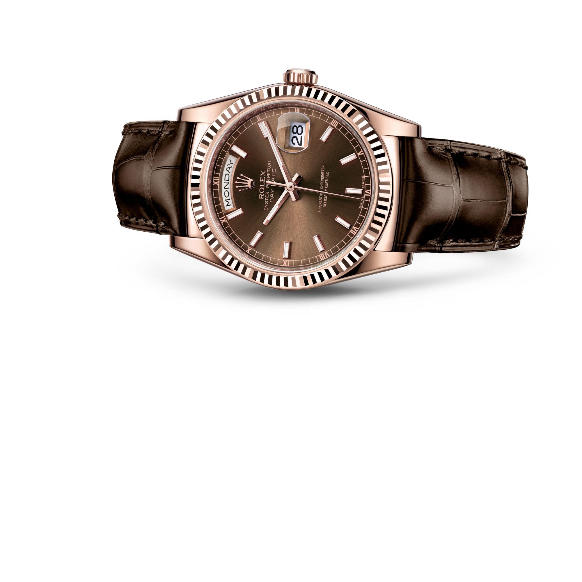 Rolex Day-Date 36 M118135-0003