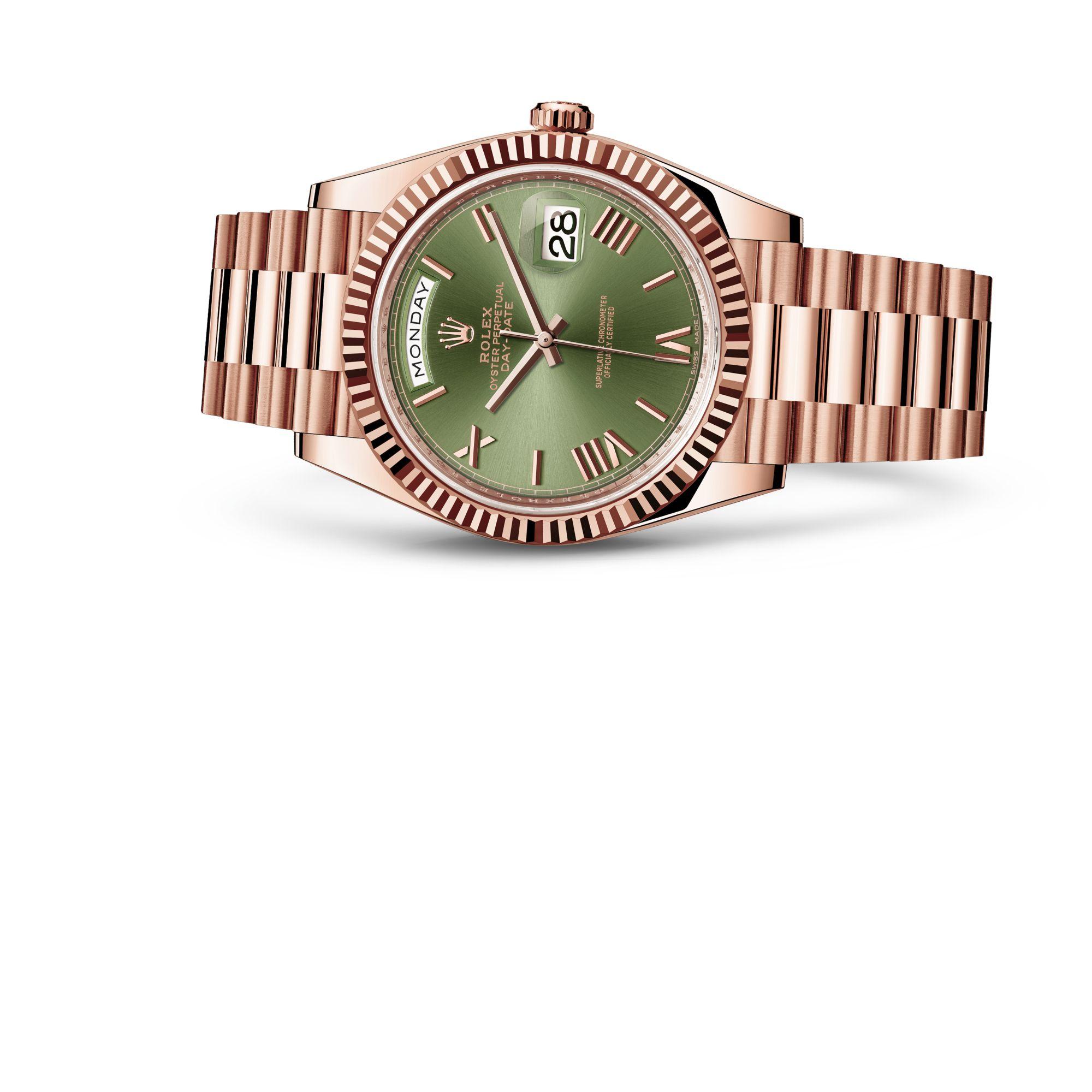 Rolex Day-Date 40 M228235-0025