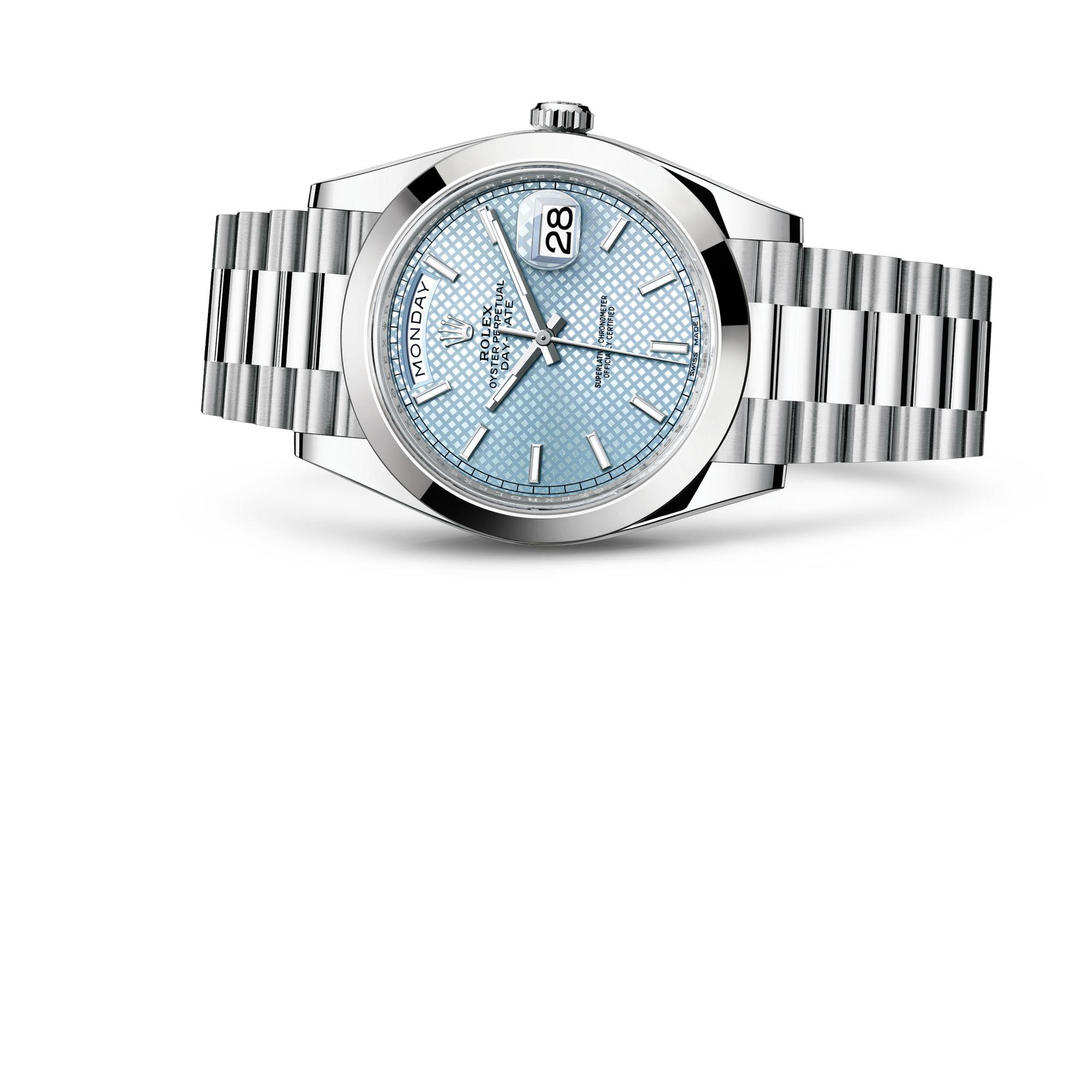 Rolex Day-Date 40 M228206-0004