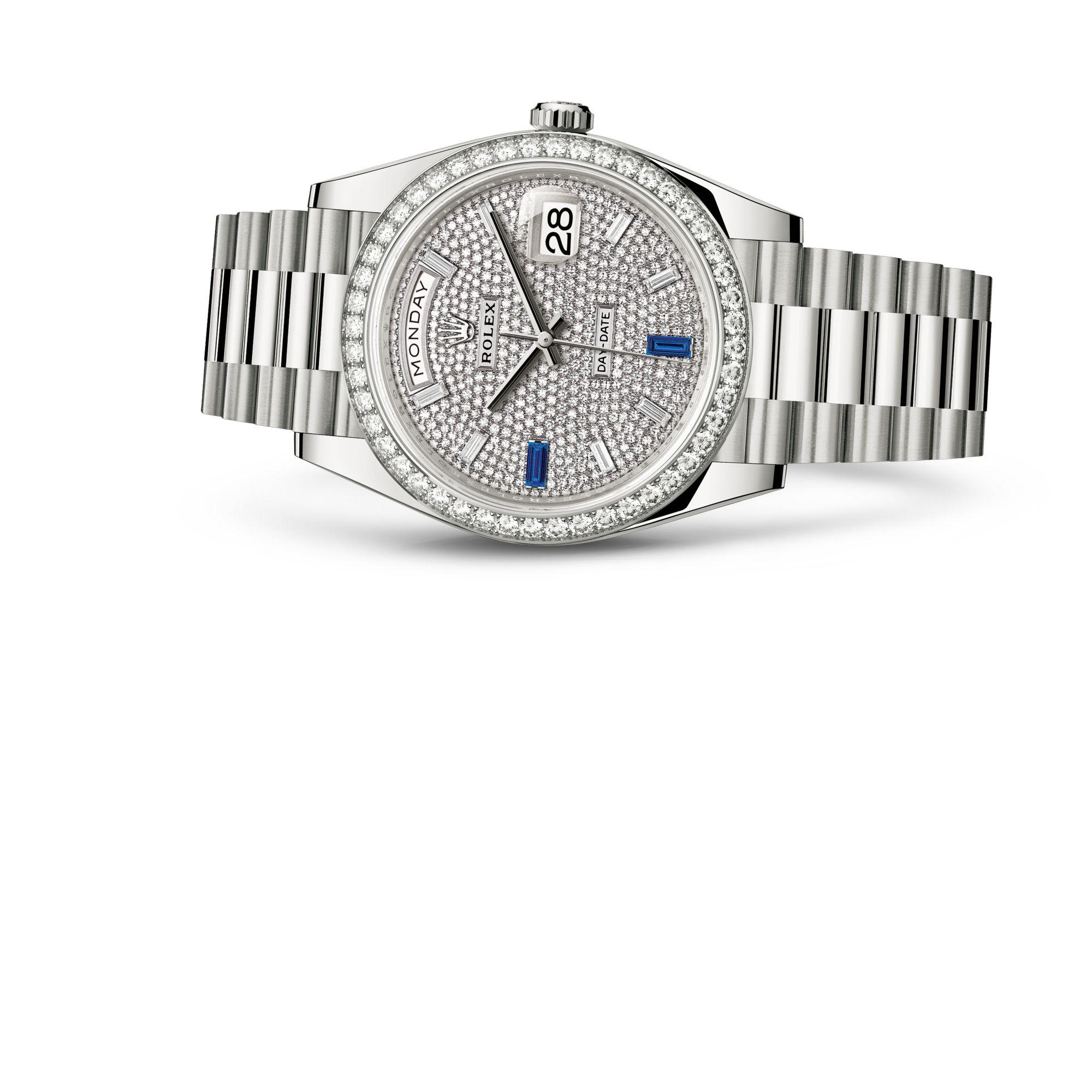 Rolex デイデイト 40 M228349RBR-0036