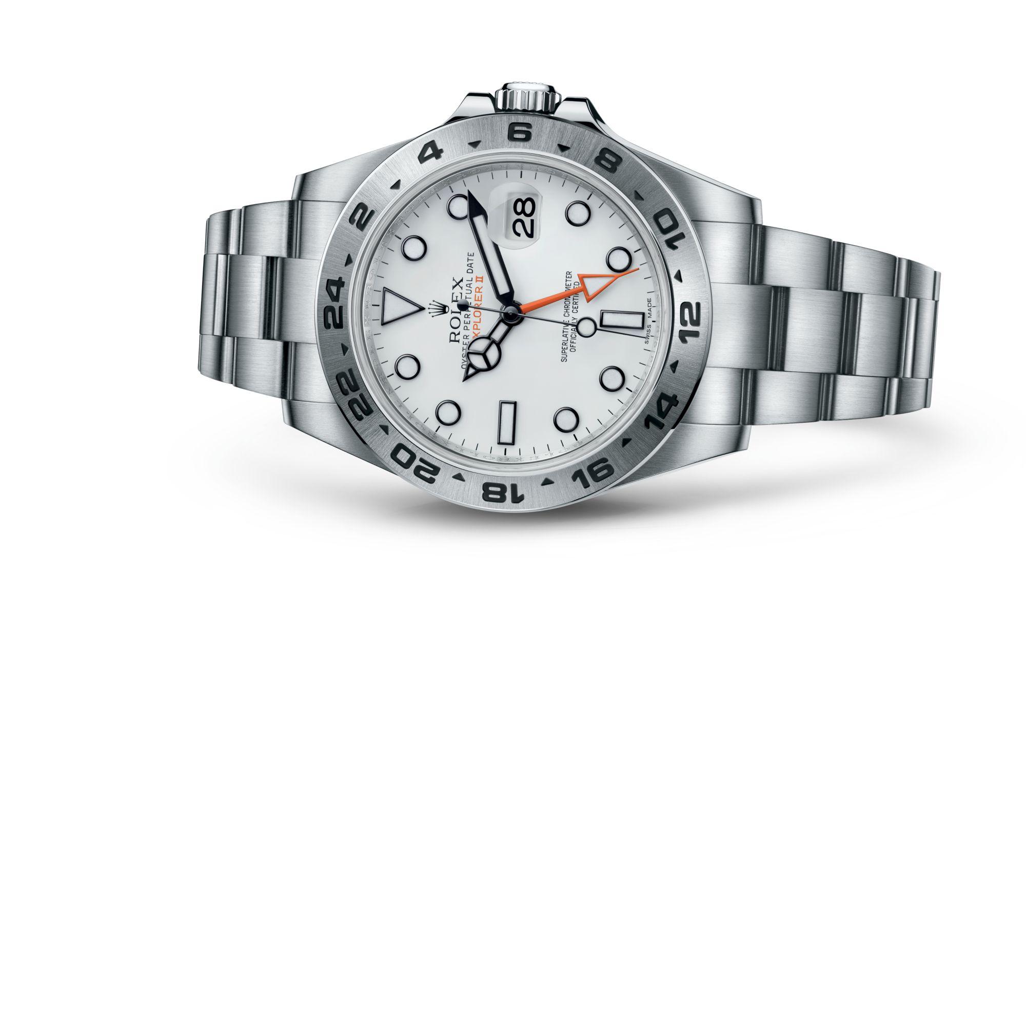 Rolex Explorer II M216570-0001