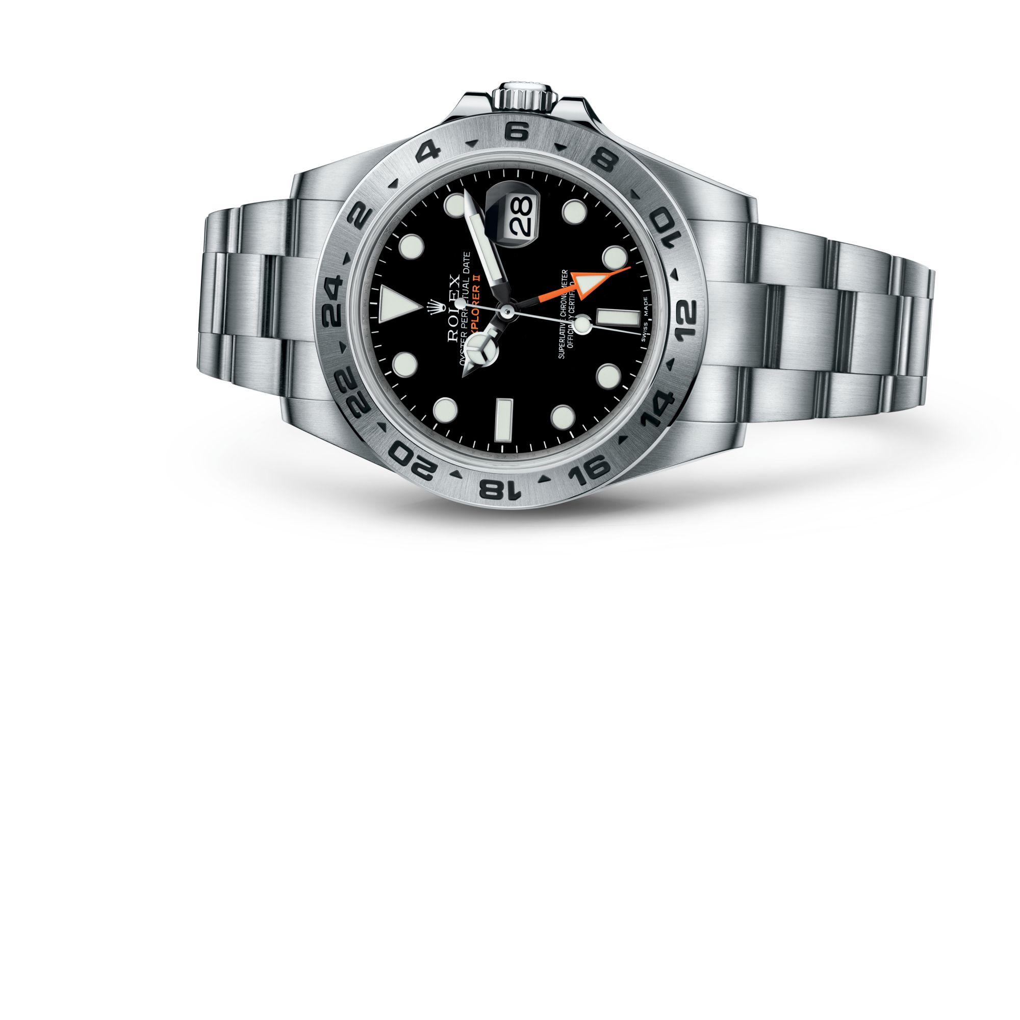 Rolex Explorer II M216570-0002