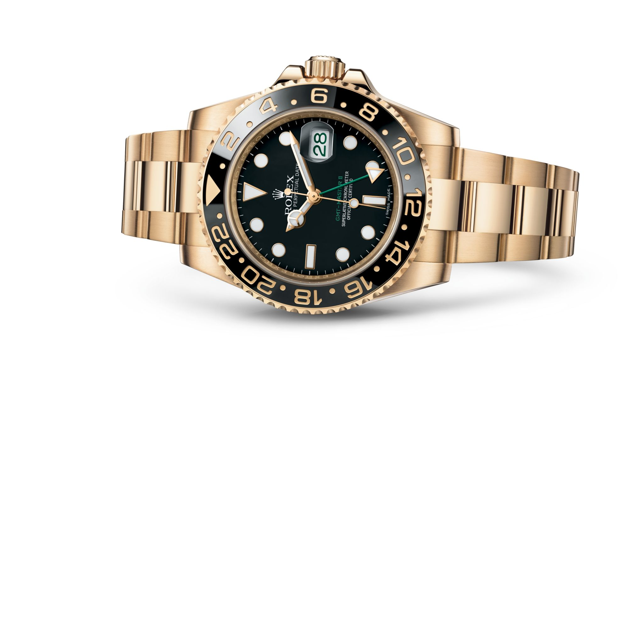 Rolex GMT-Master II M116718LN-0001