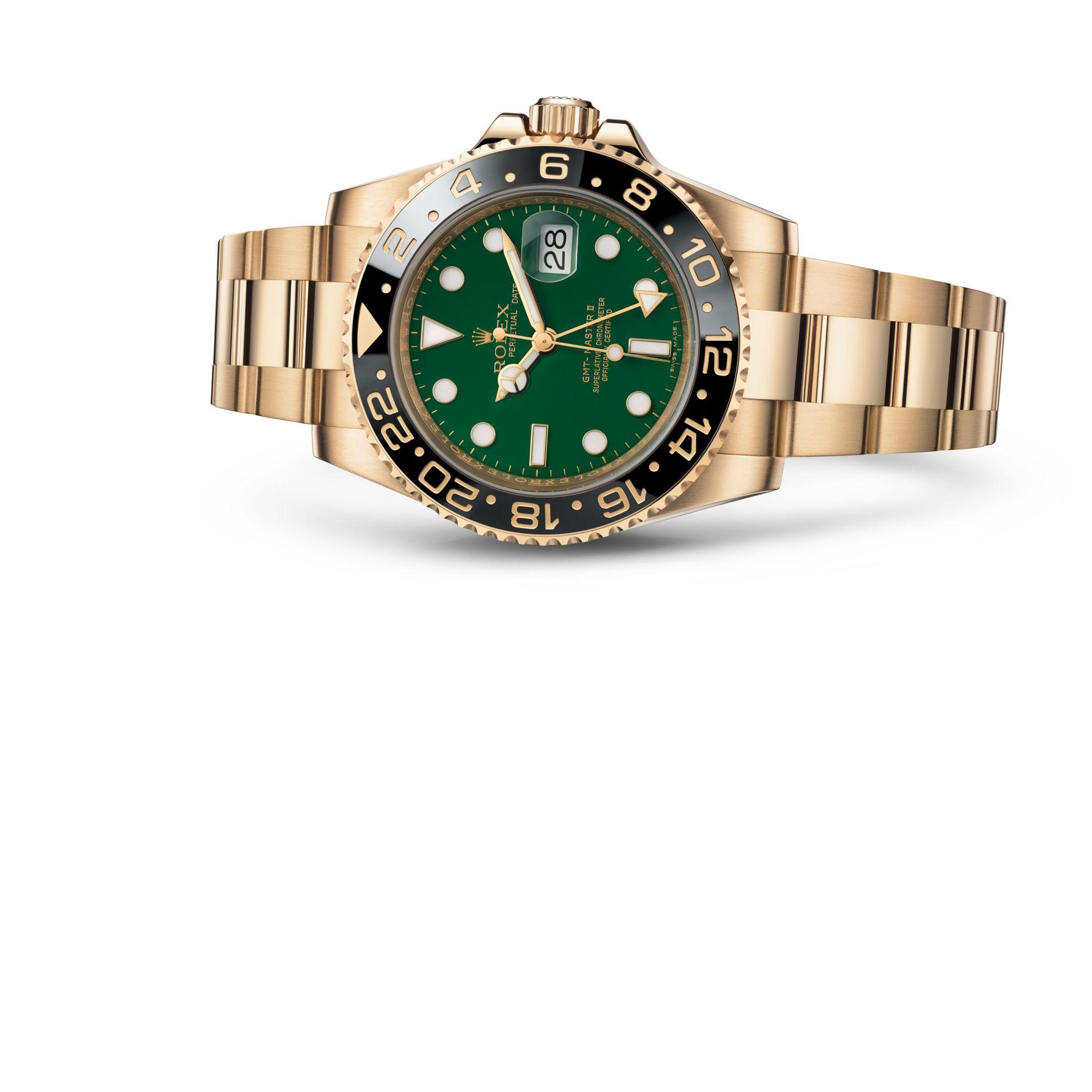 Rolex GMT-Master II M116718LN-0002