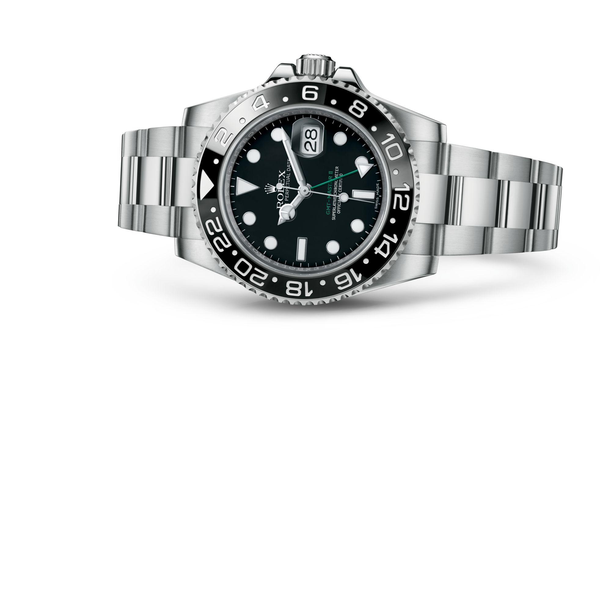 Rolex GMT-Master II M116710LN-0001
