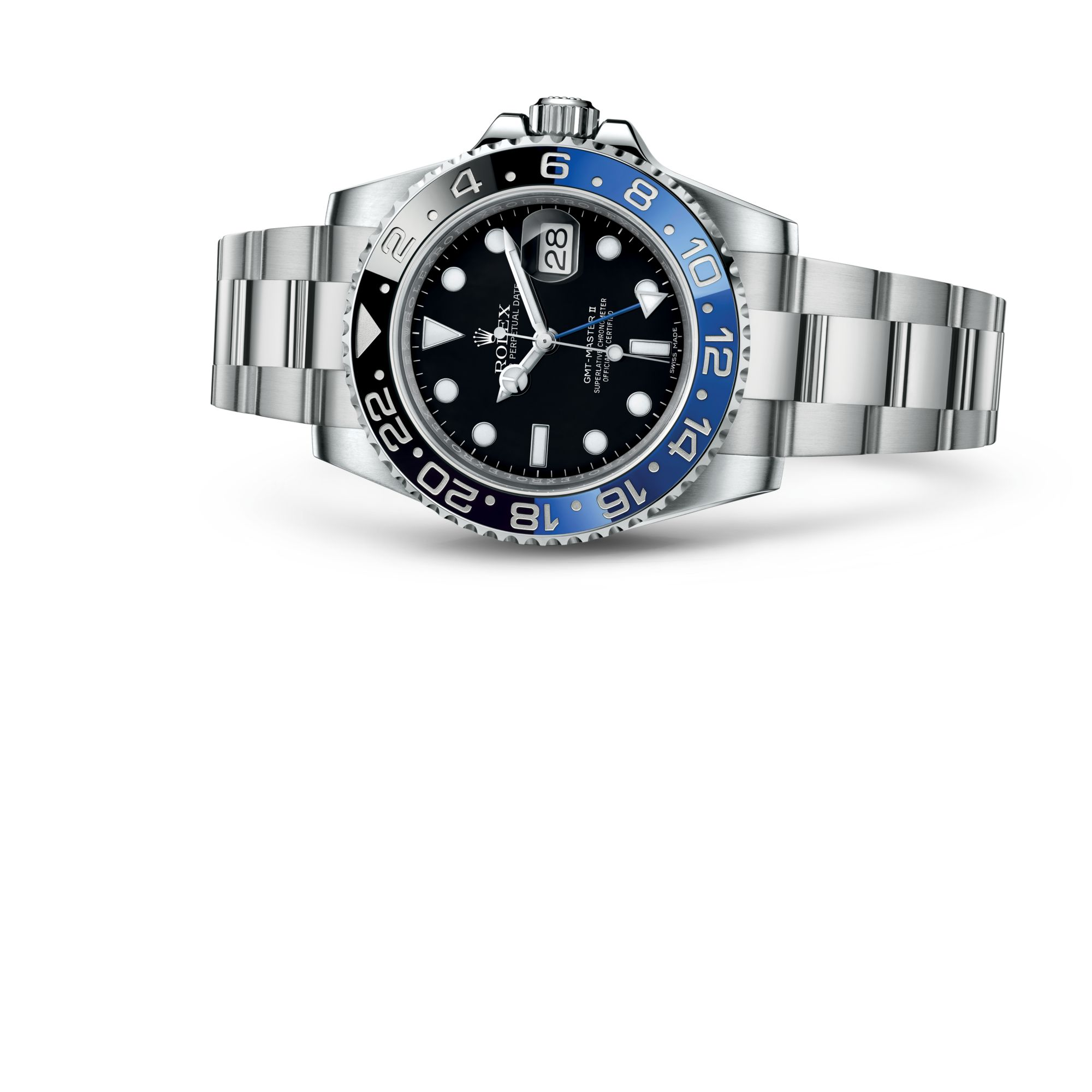Rolex GMT-Master II M116710BLNR-0002