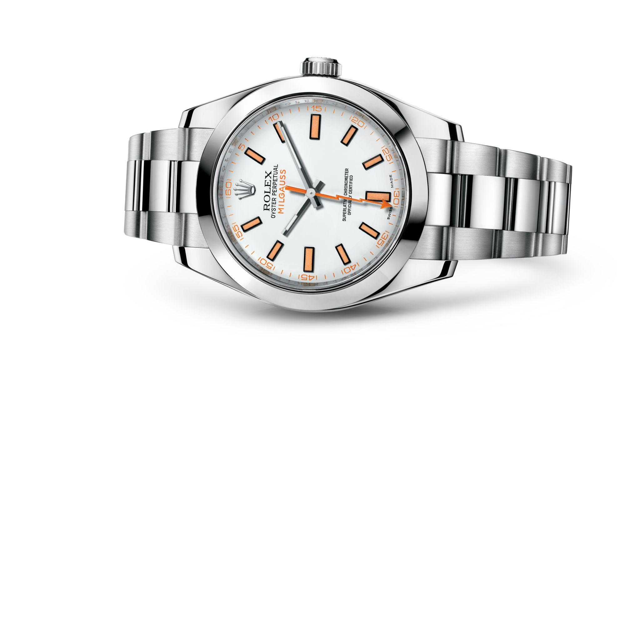Rolex Milgauss M116400-0002