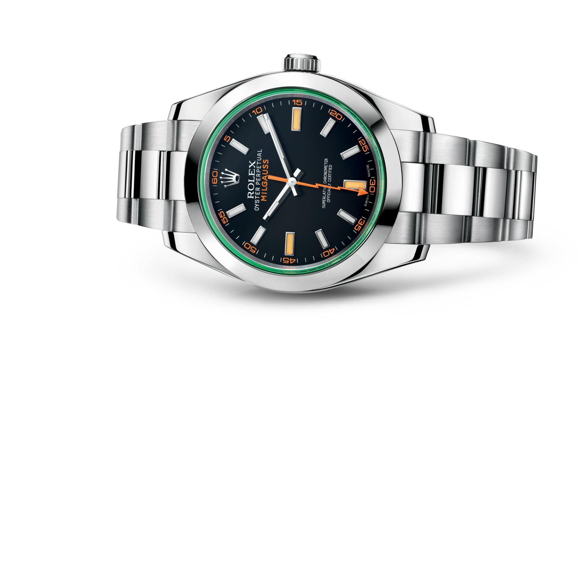 Rolex Milgauss M116400GV-0001