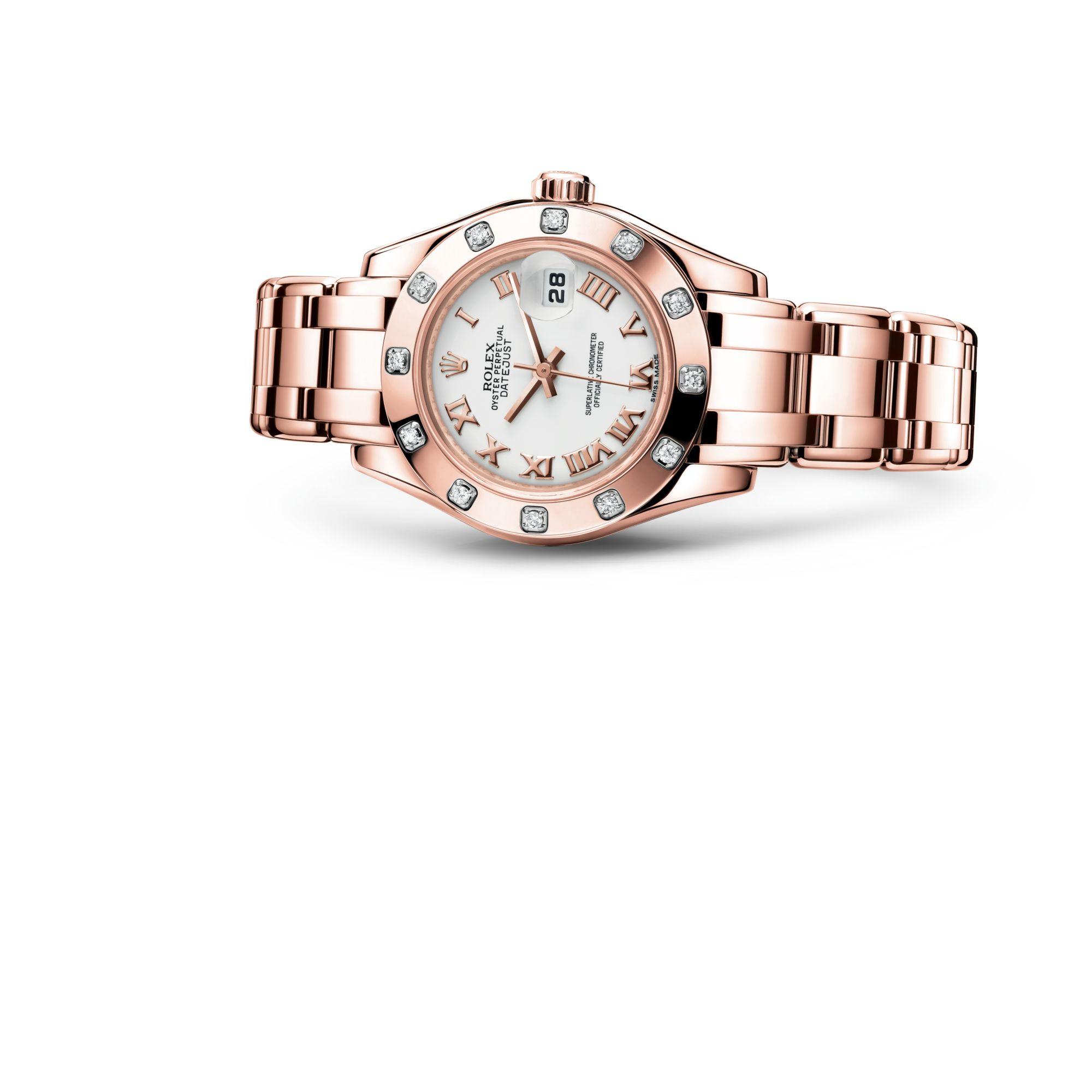 Rolex Pearlmaster 29 M80315-0010
