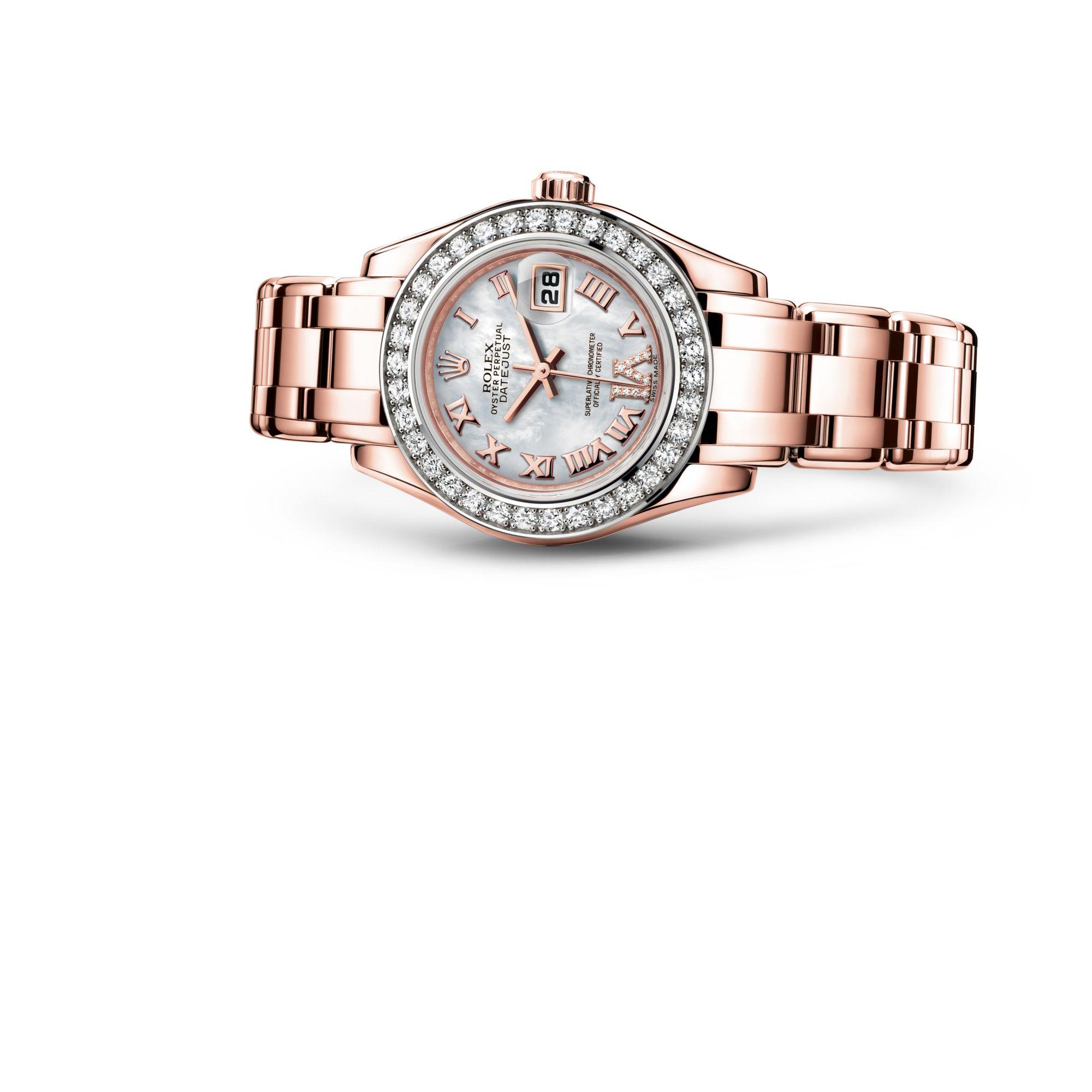 Rolex Pearlmaster 29 M80285-0009