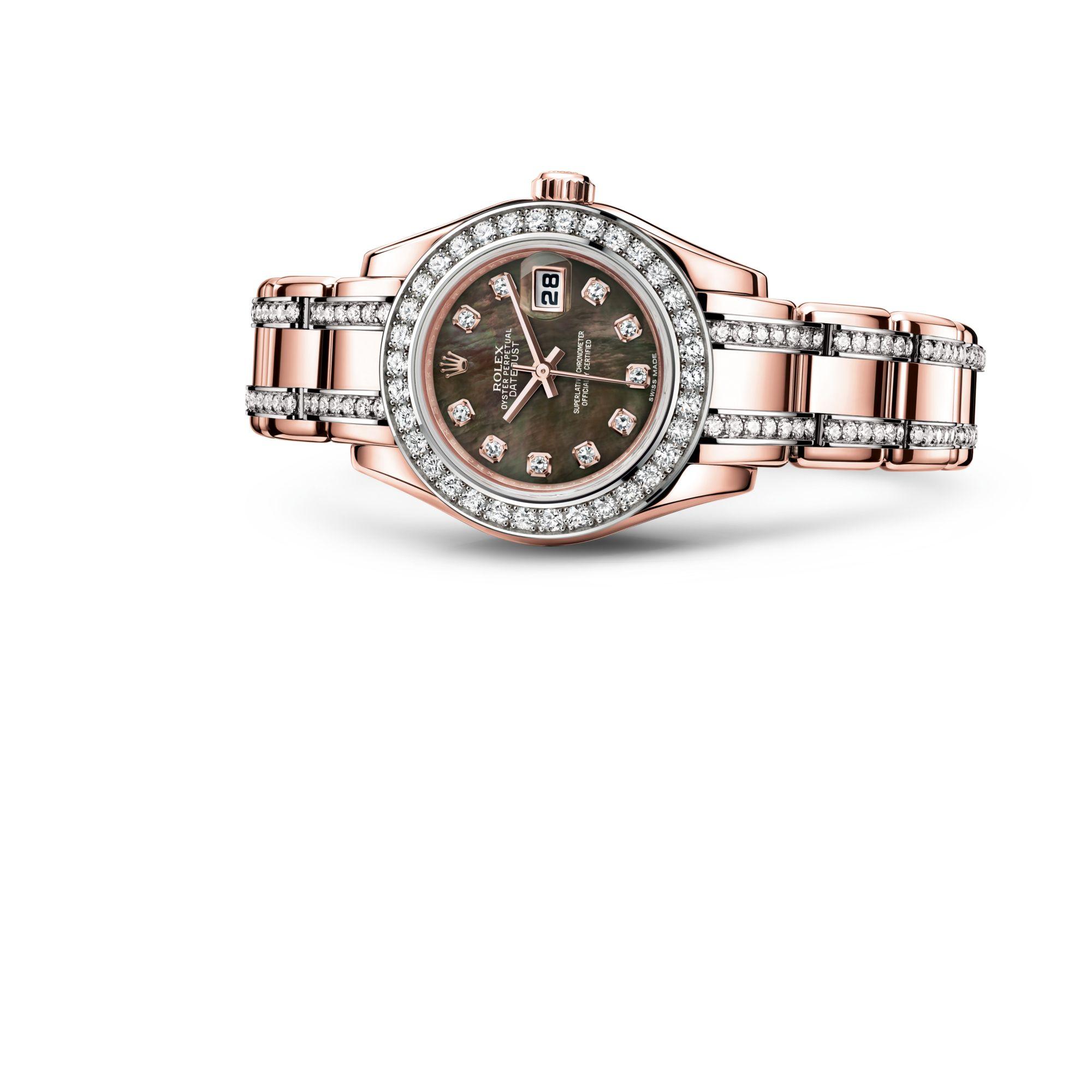 Rolex Pearlmaster 29 M80285-0026