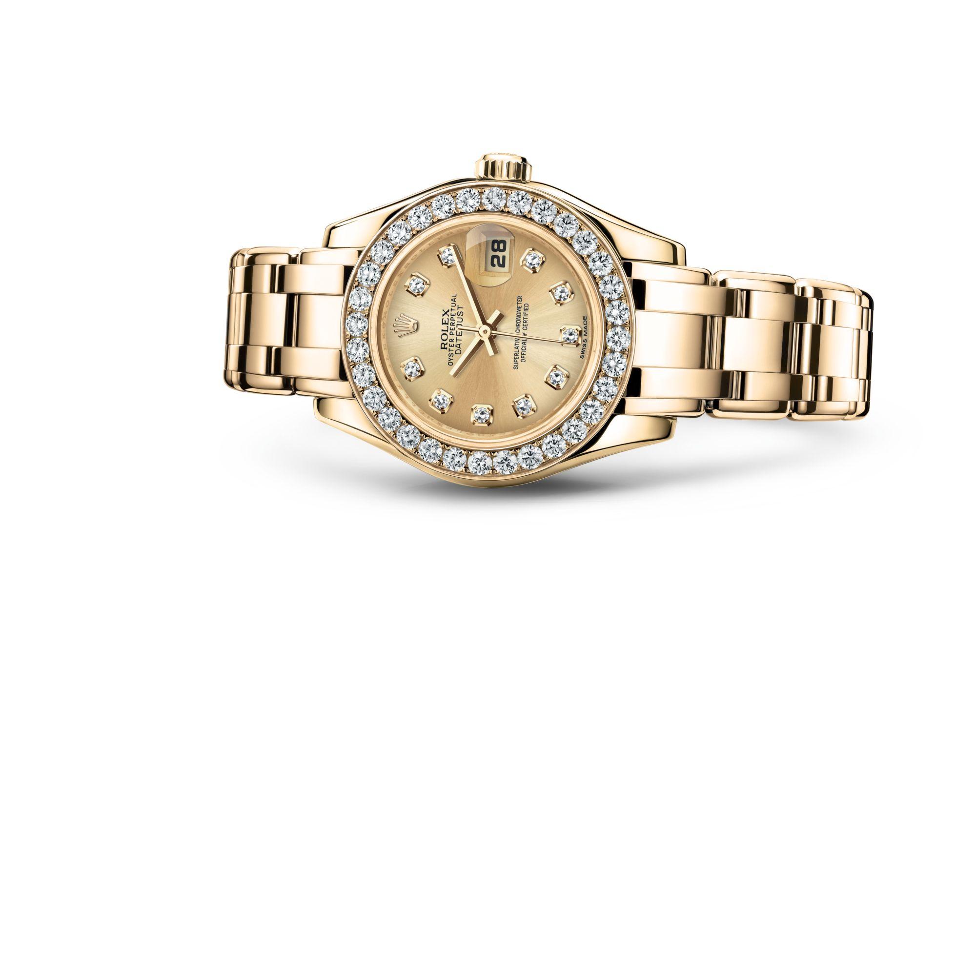 Rolex Pearlmaster 29 M80298-0071
