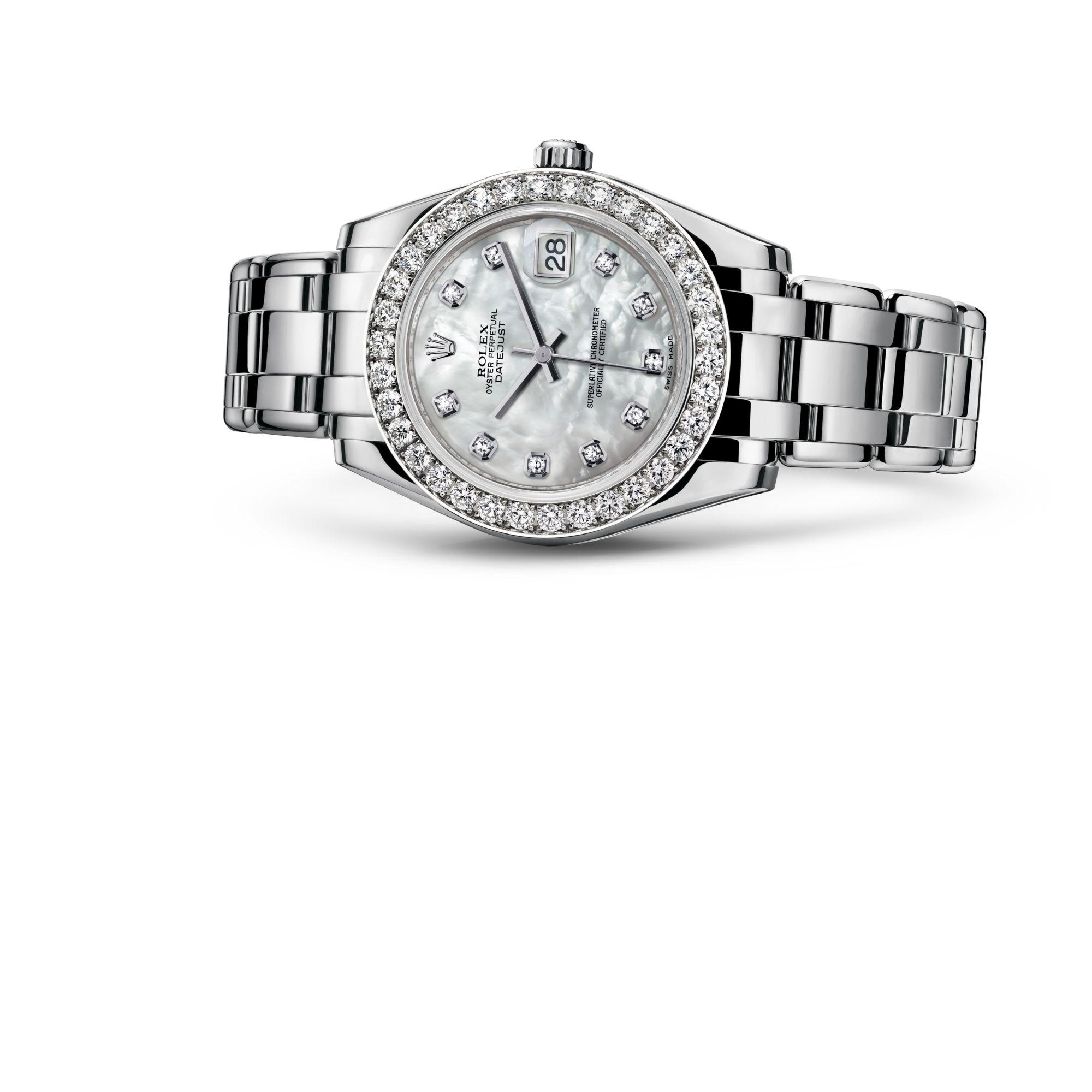 Rolex Pearlmaster 34 M81299-0014