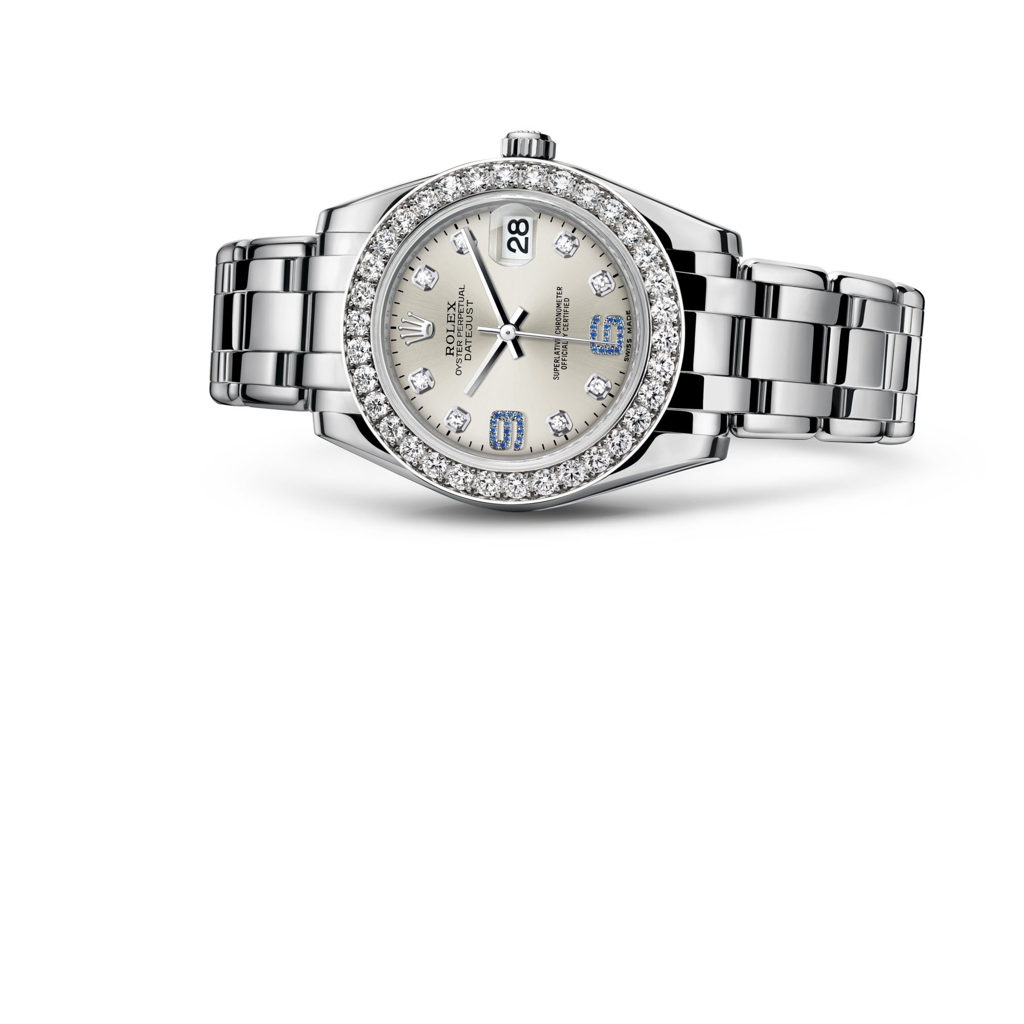 Rolex Pearlmaster 34 M81299-0036