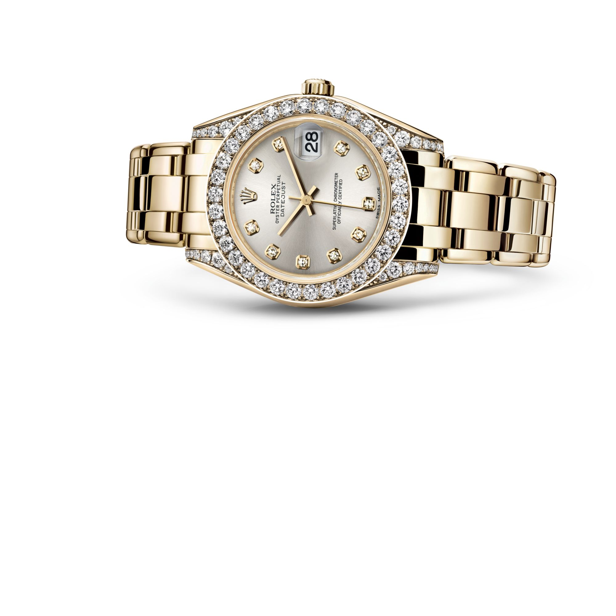Rolex Pearlmaster 34 M81158-0031