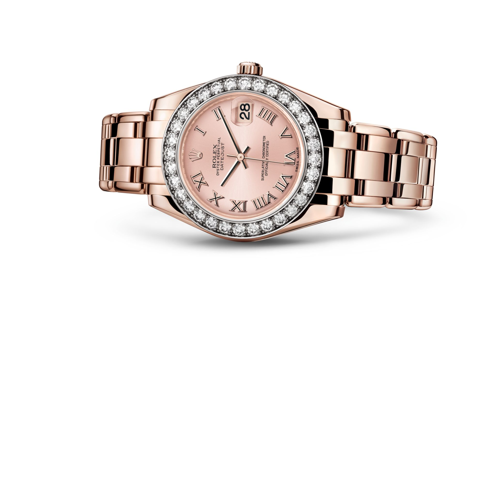 Rolex Pearlmaster 34 M81285-0020