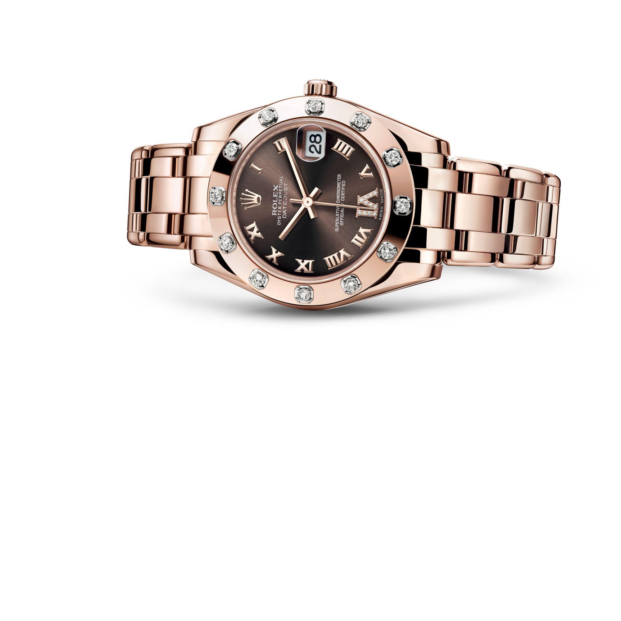 Rolex Pearlmaster 34 M81315-0003