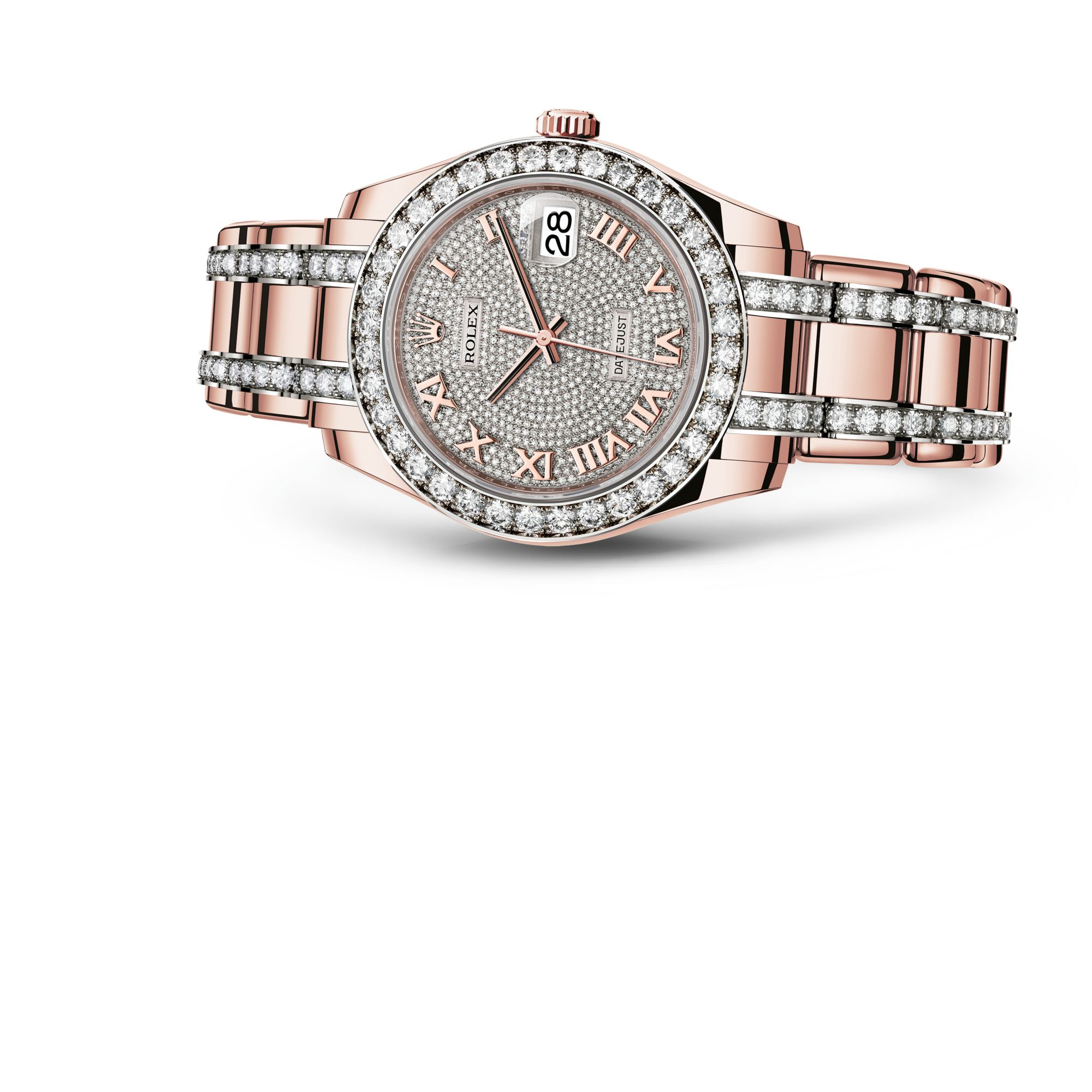 Rolex Pearlmaster 39 M86285-0001
