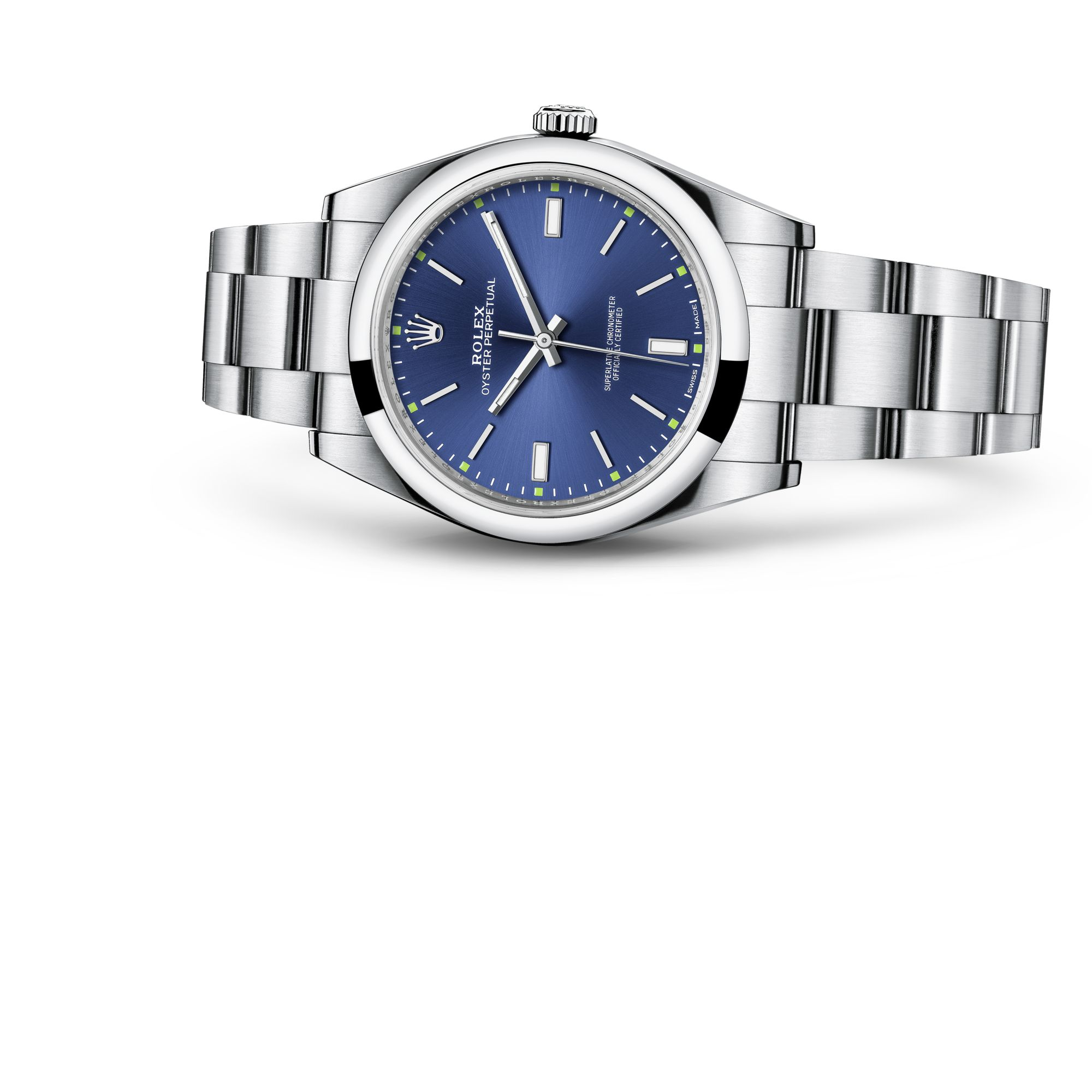 Rolex Oyster Perpetual 39 M114300-0003