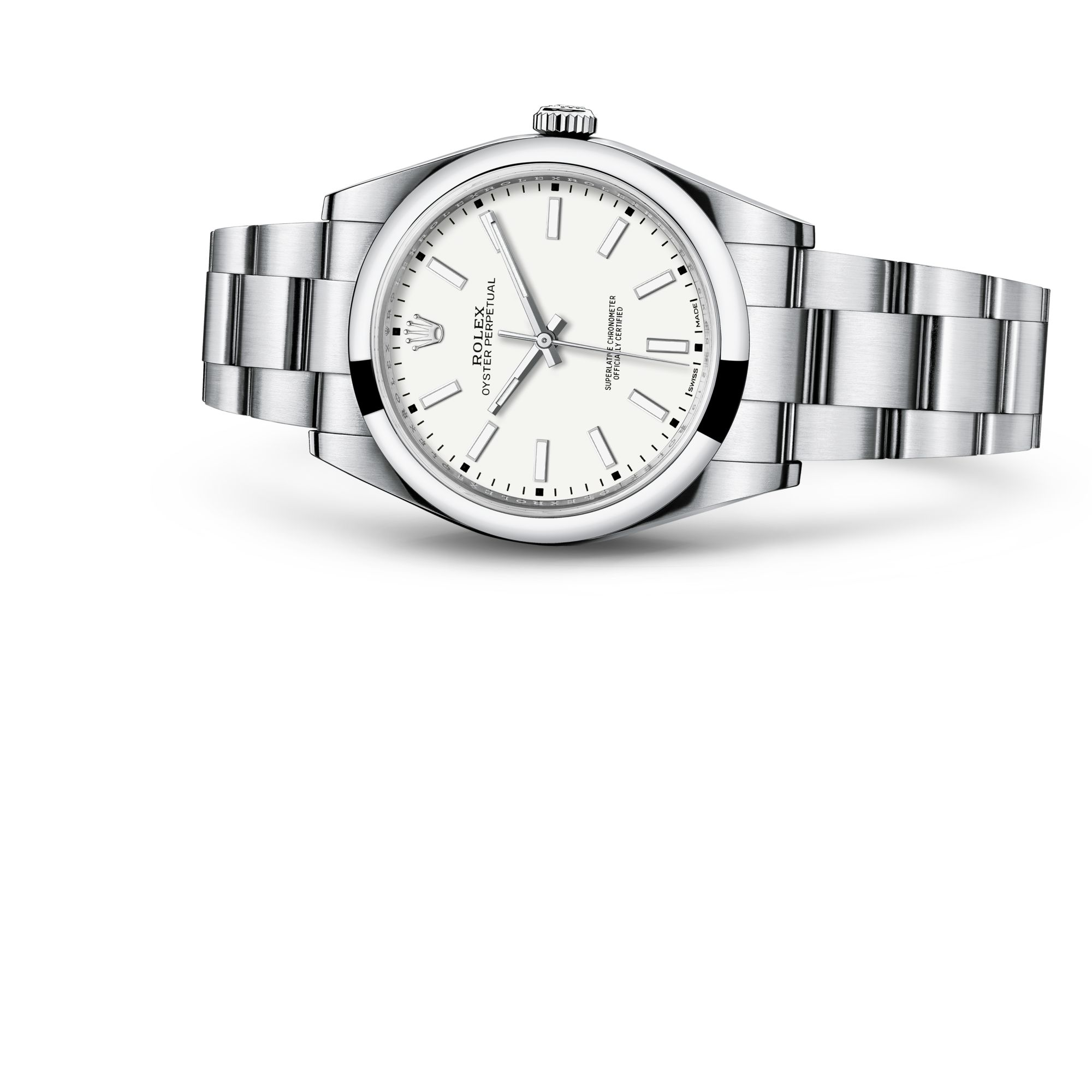 Rolex Oyster Perpetual 39 M114300-0004