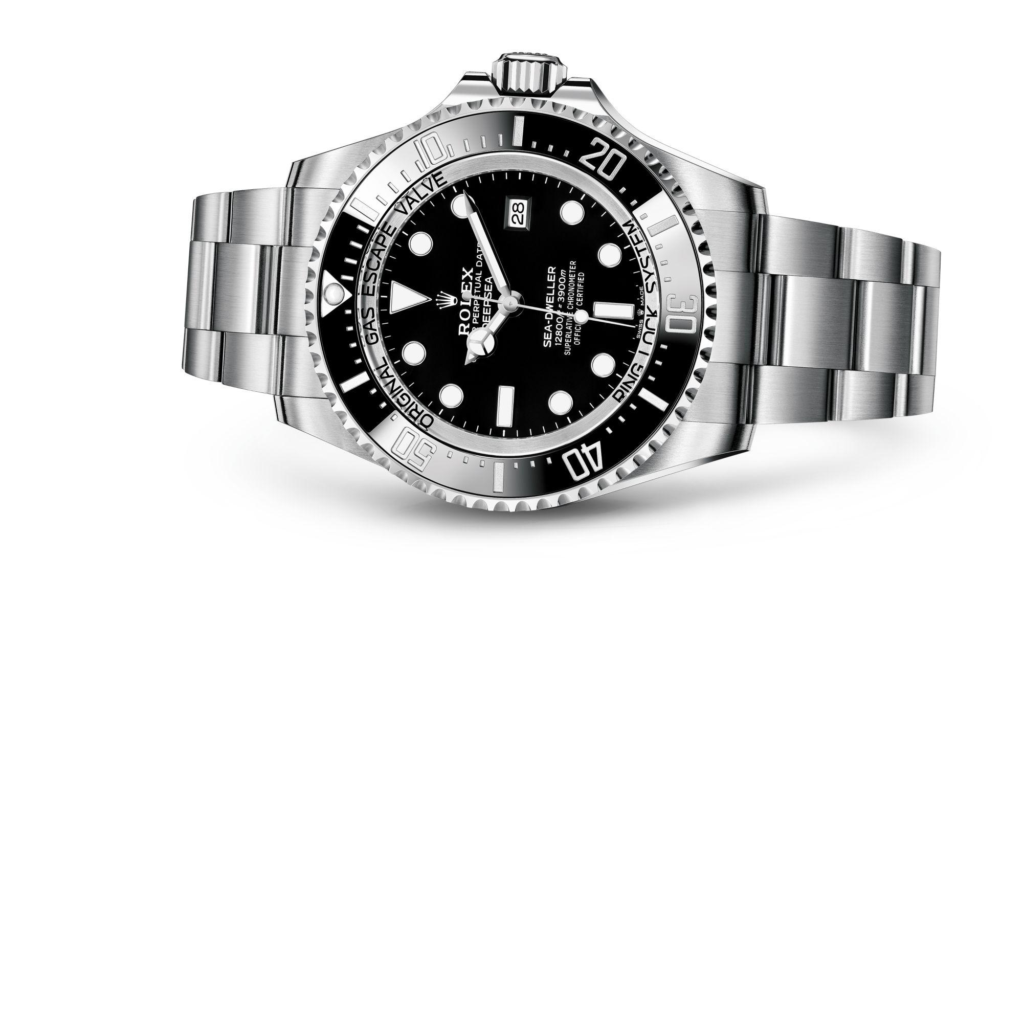 Rolex Rolex Deepsea M126660-0001