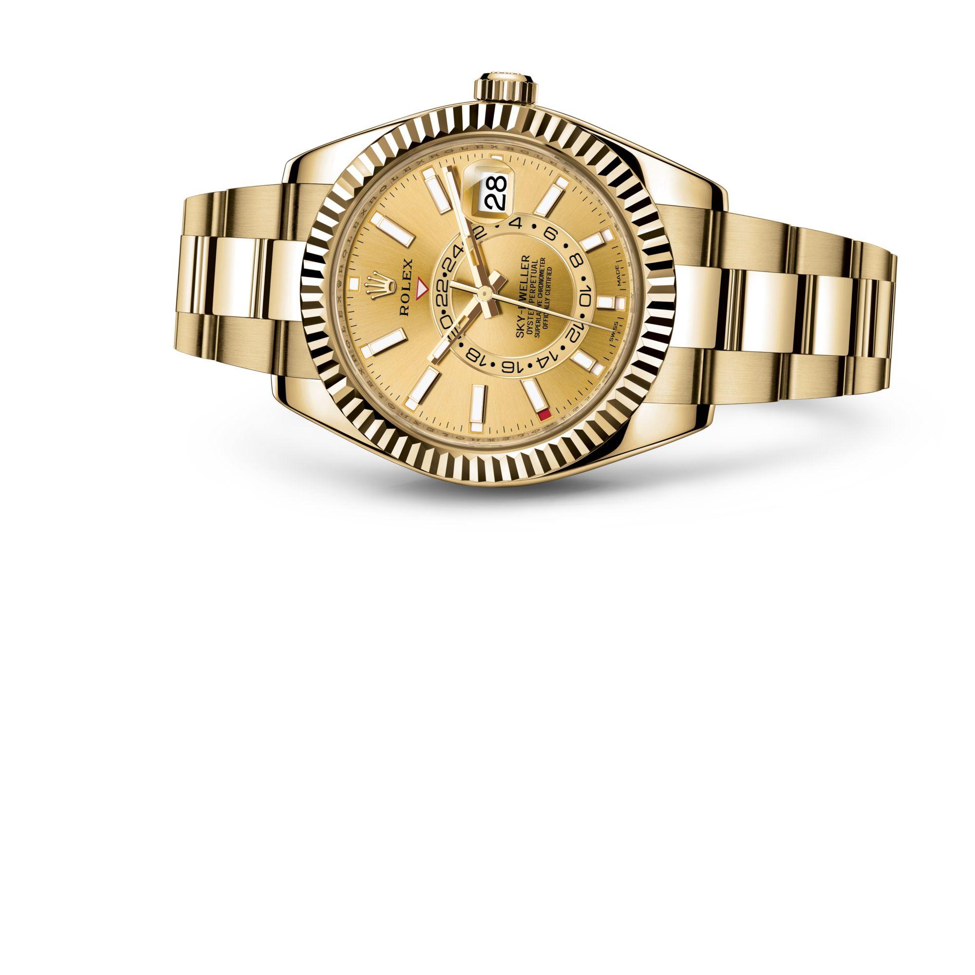 Rolex Sky-Dweller M326938-0003