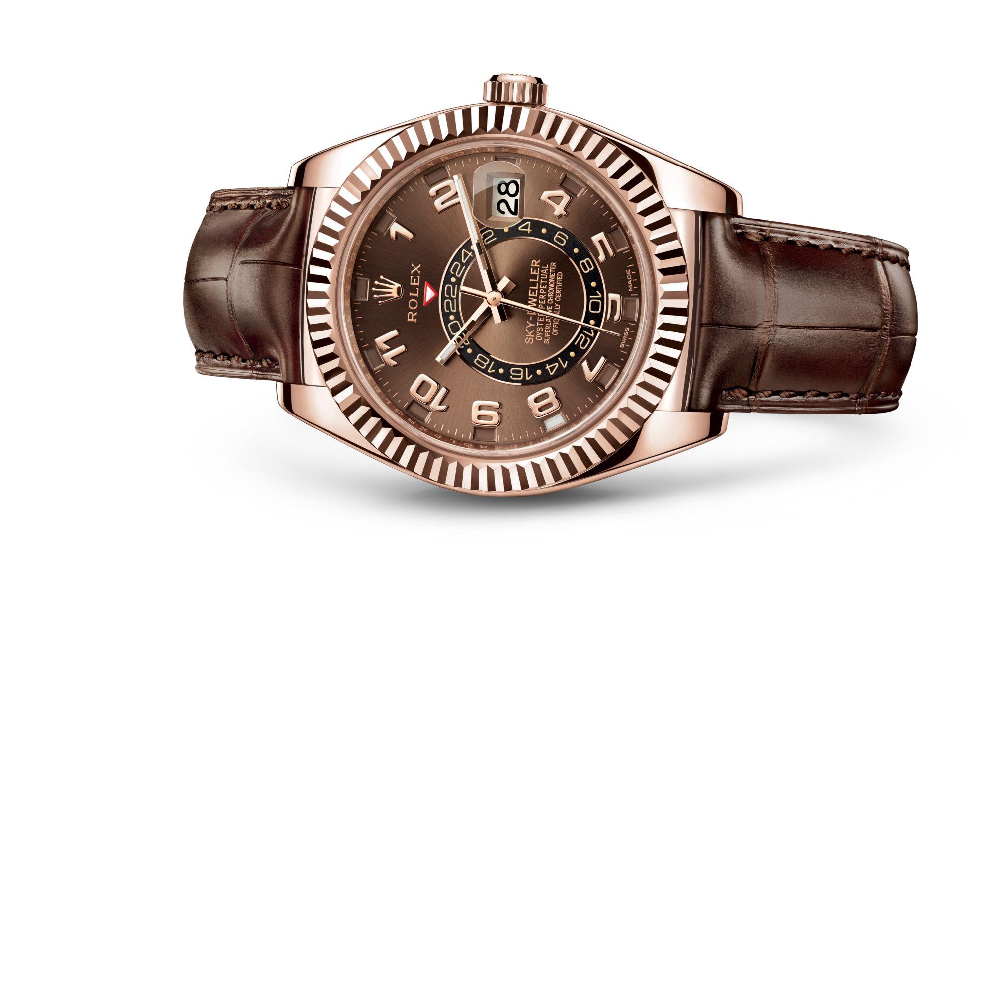 Rolex Sky-Dweller M326135-0001