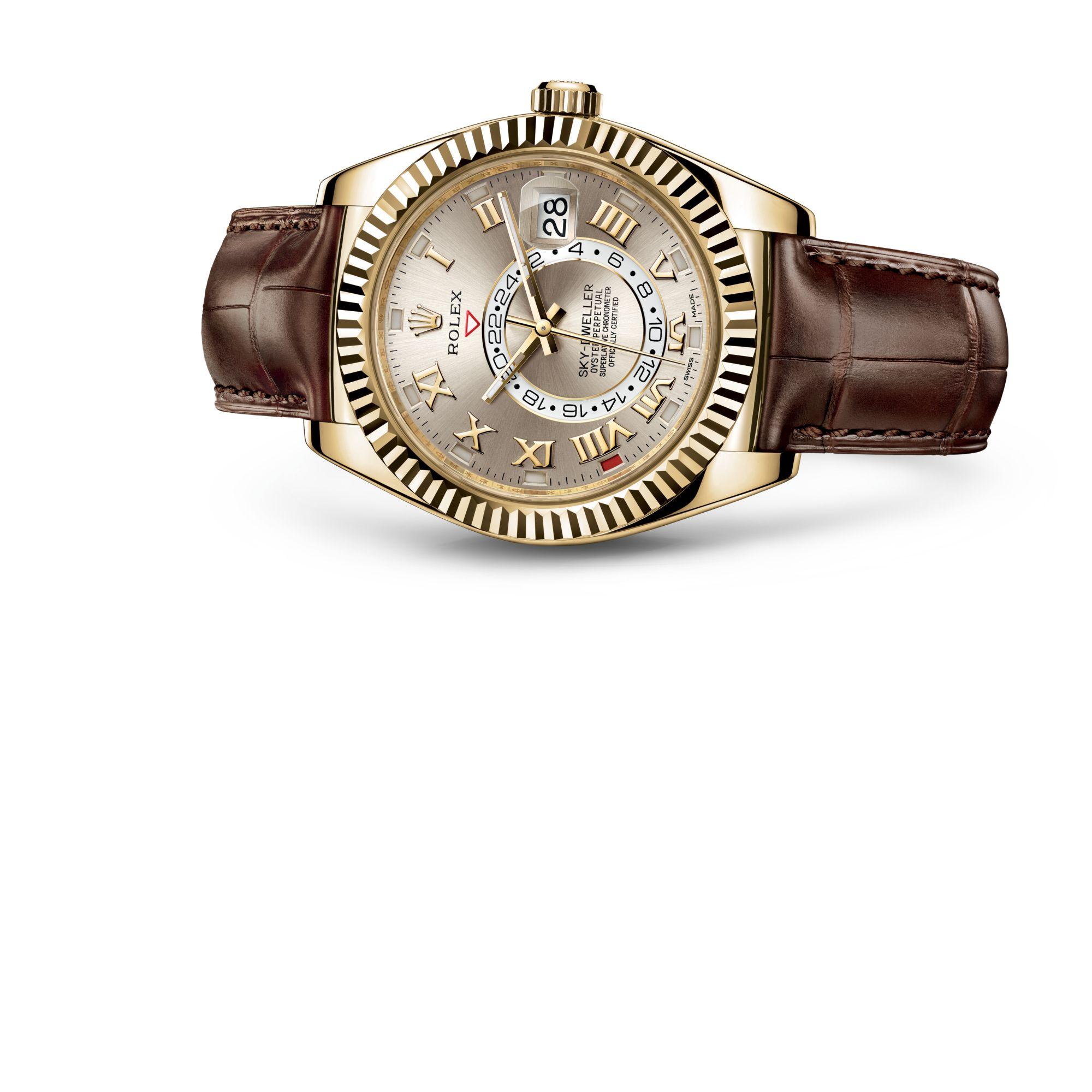 Rolex Sky-Dweller M326138-0003