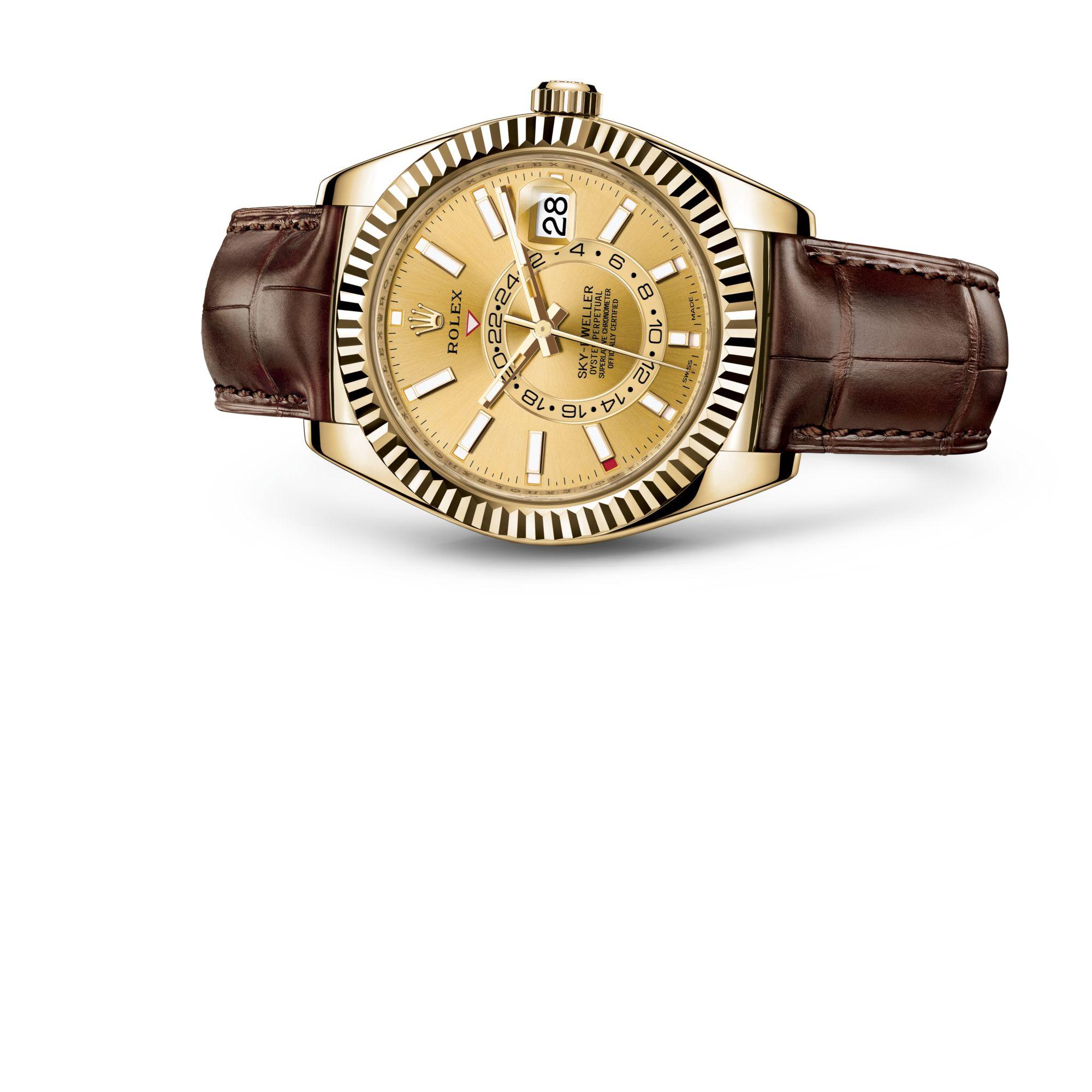 Rolex Sky-Dweller M326138-0006
